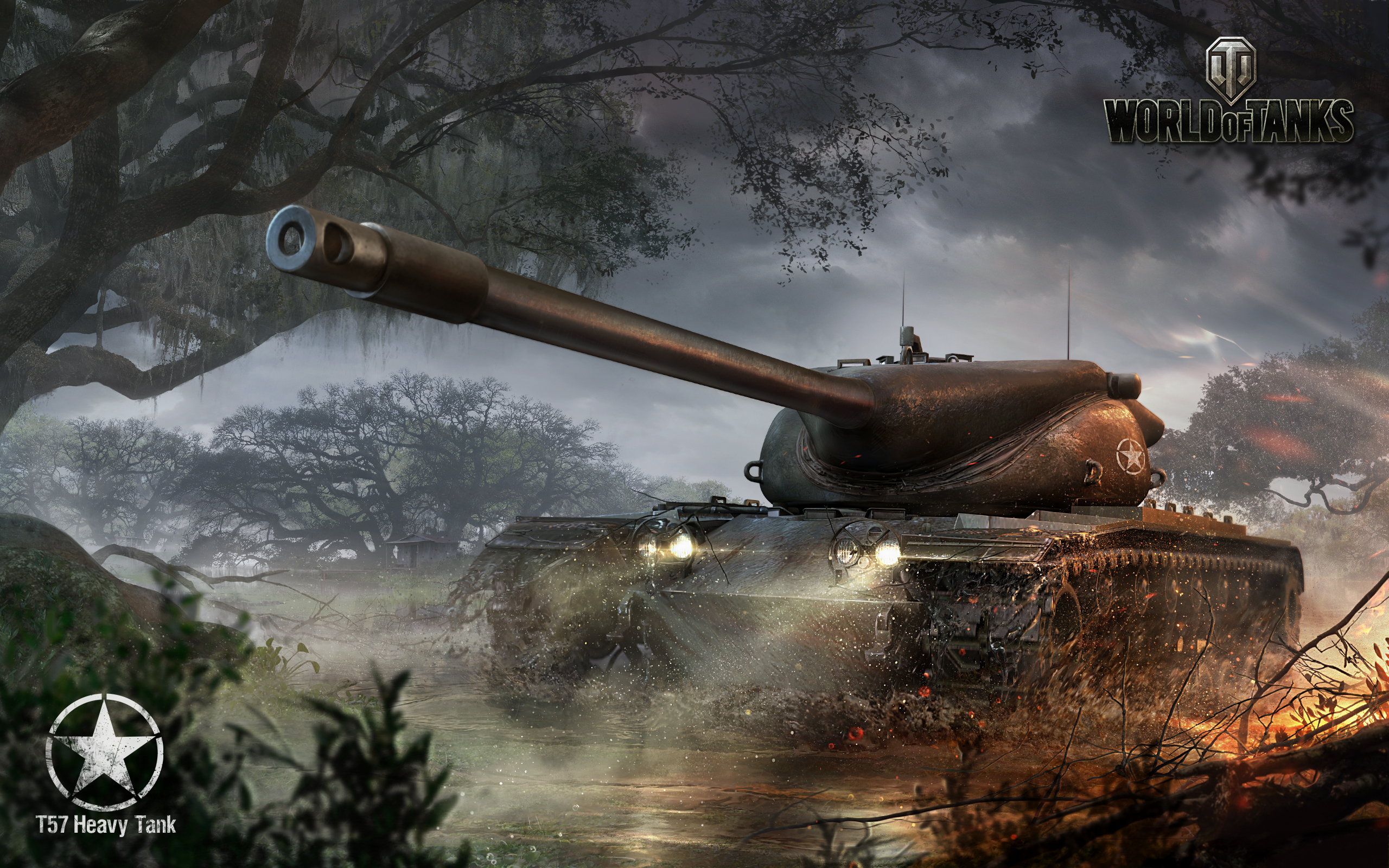 T57 Heavy Tank World of Tanks 400.61 Kb