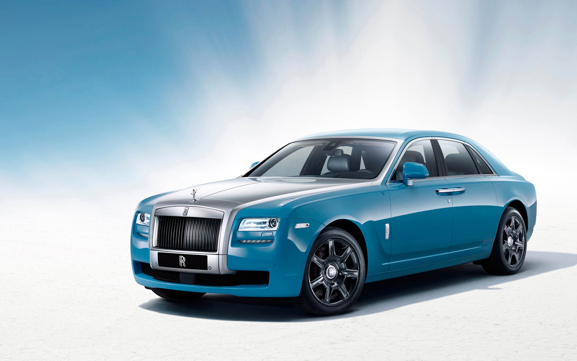 2013 Rolls Royce Centenary Alpine Trial