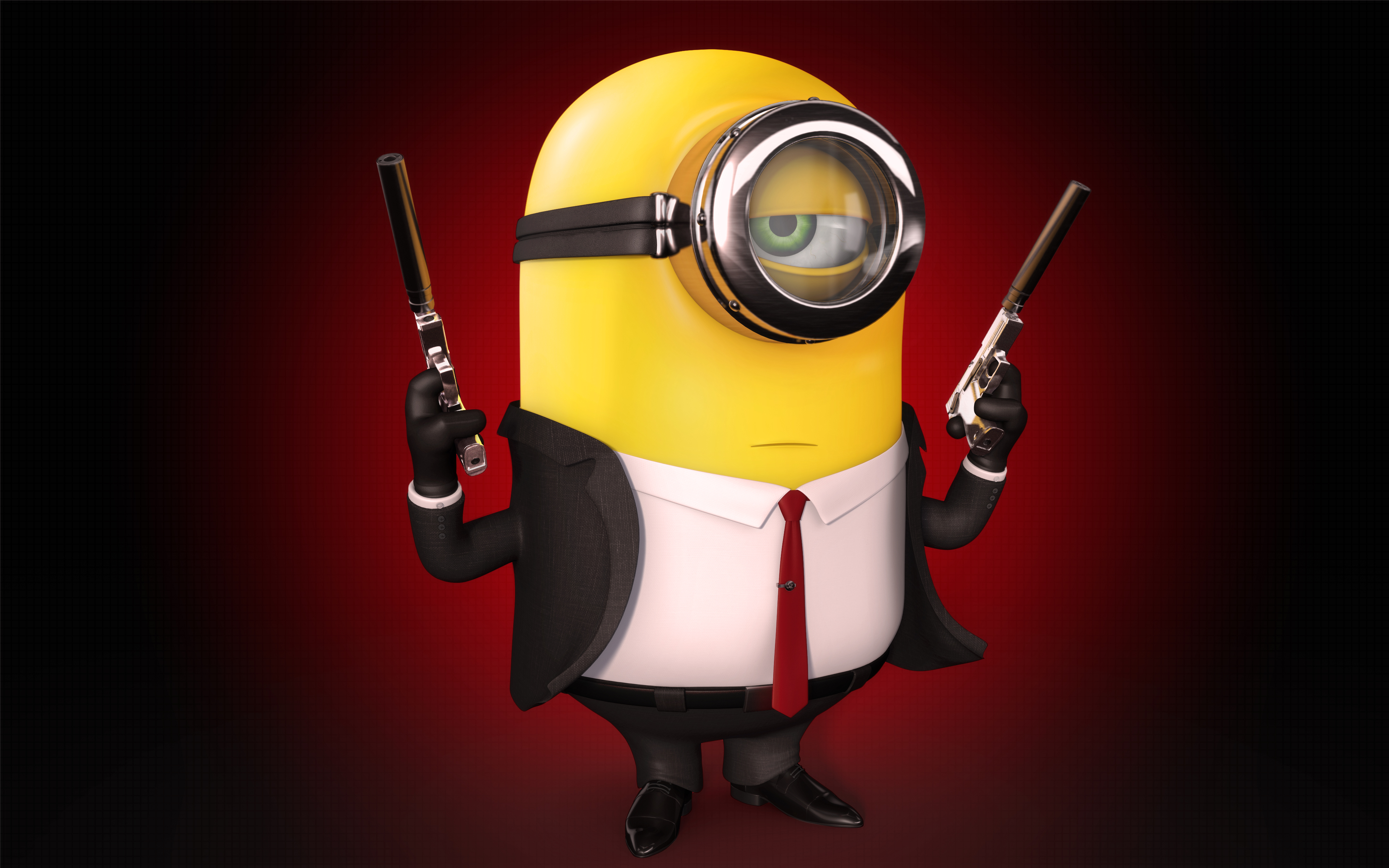 Minion Hitman 1249.34 Kb