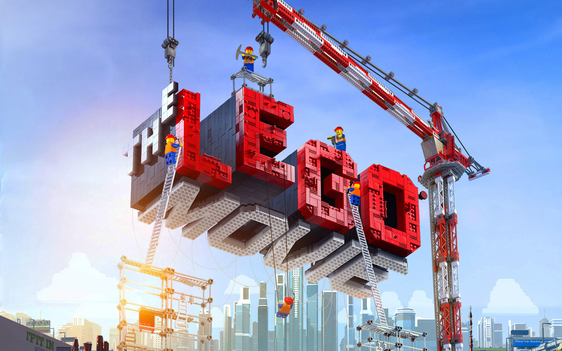 The Lego Movie 1222.6 Kb