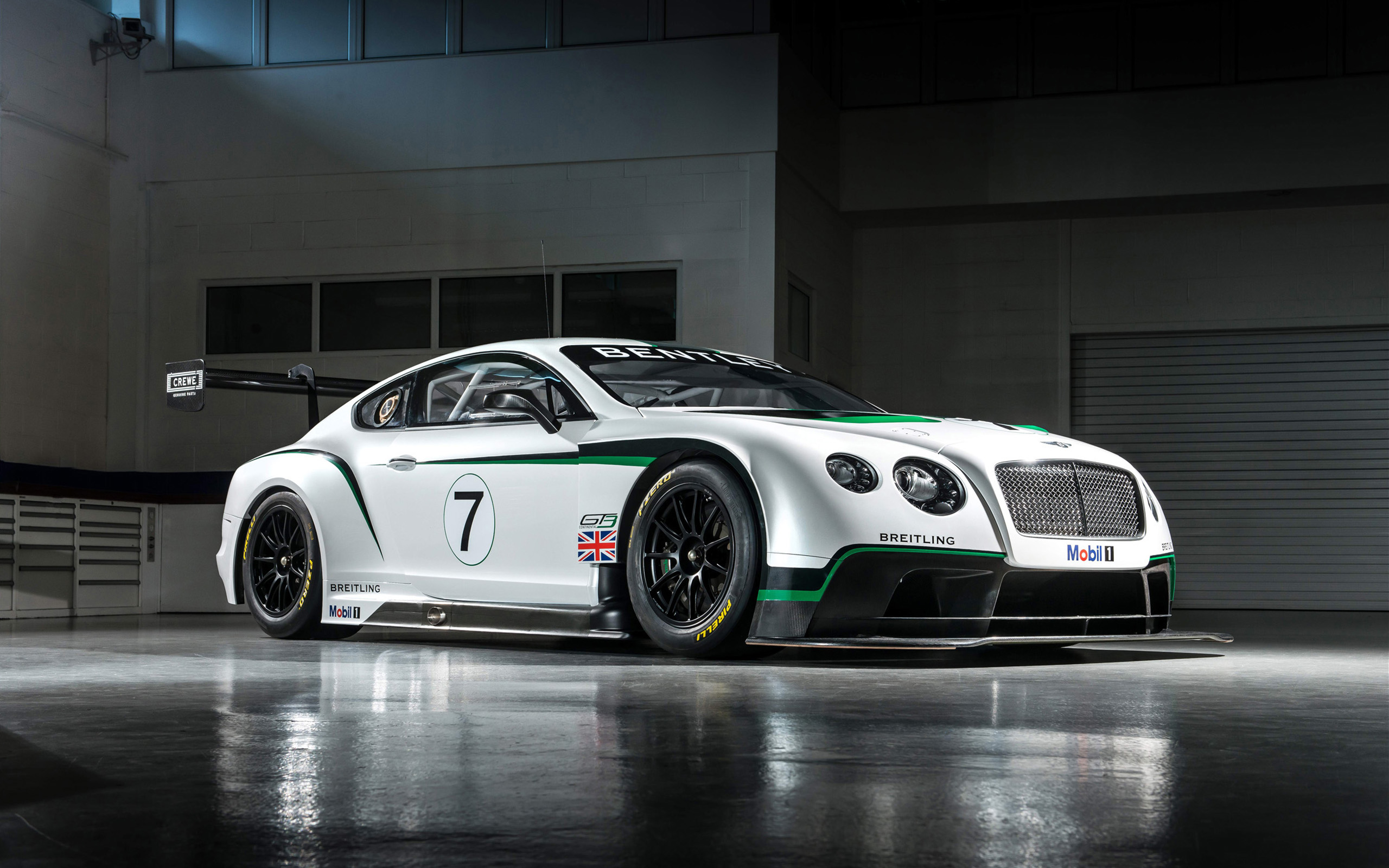 Bentley Continental GT3 2013 2124.25 Kb