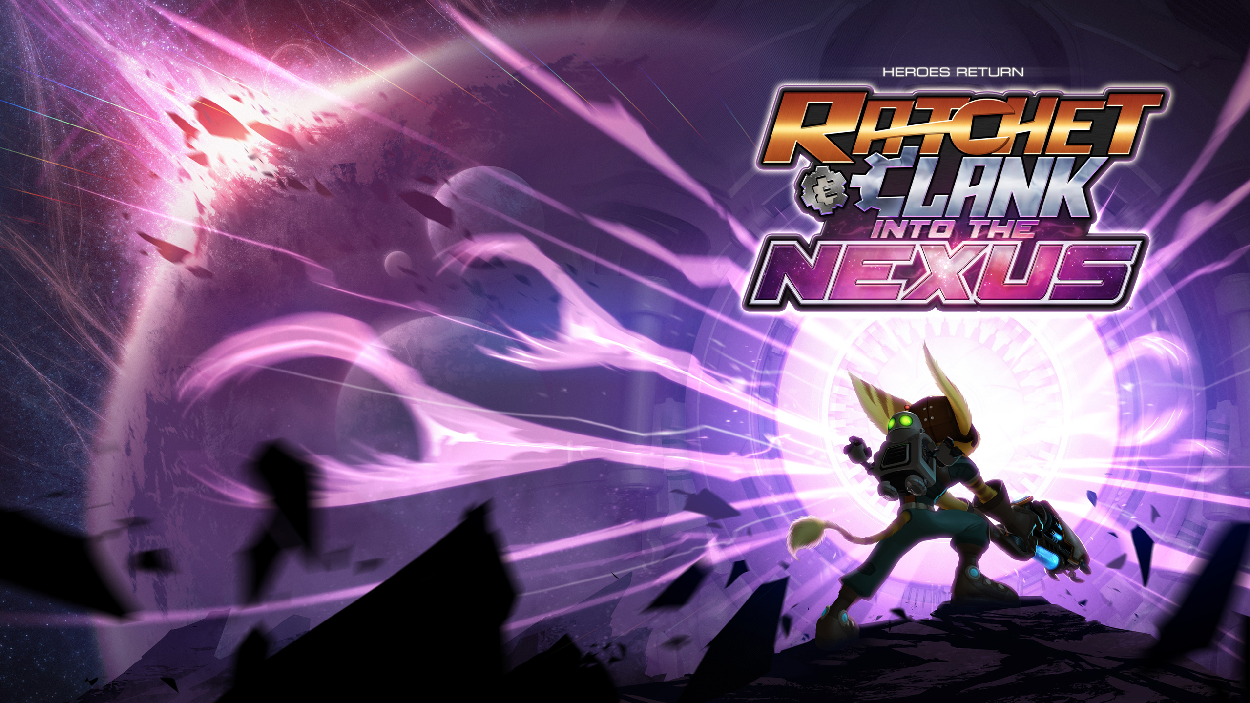 Ratchet and Clank Into the Nexus Game 1658.83 Kb