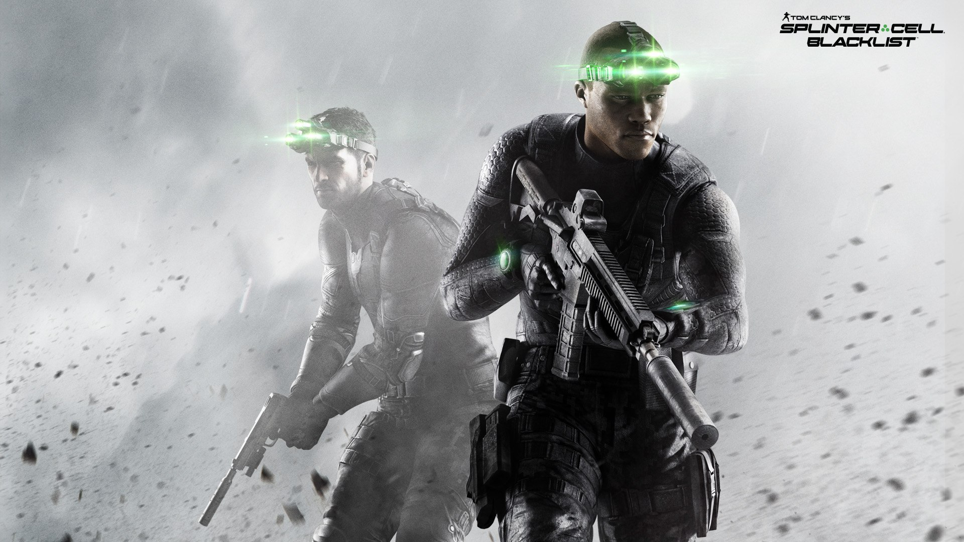 2013 Tom Clancy's Splinter Cell Blacklist