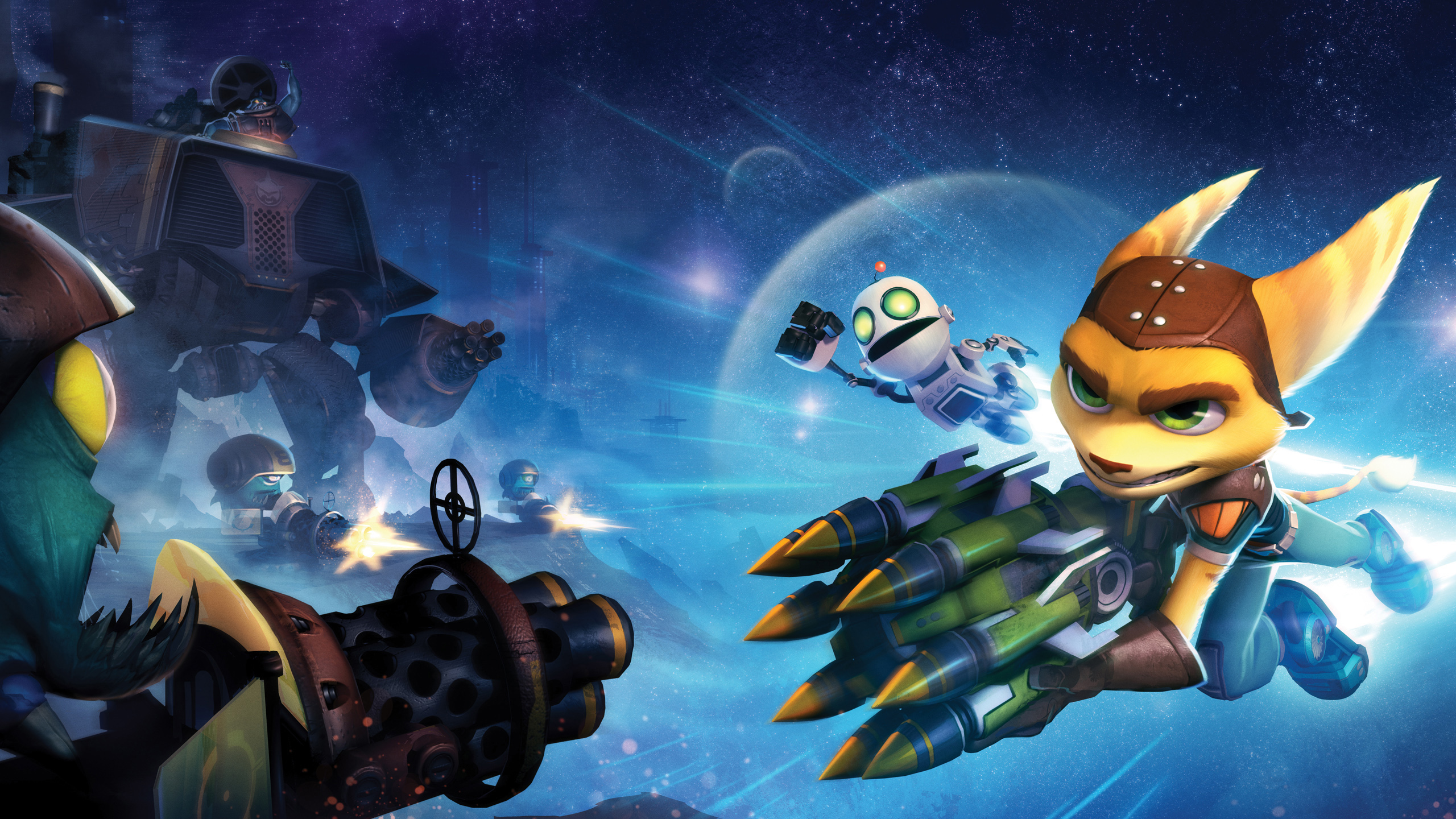 Ratchet & Clank Full Frontal Assault