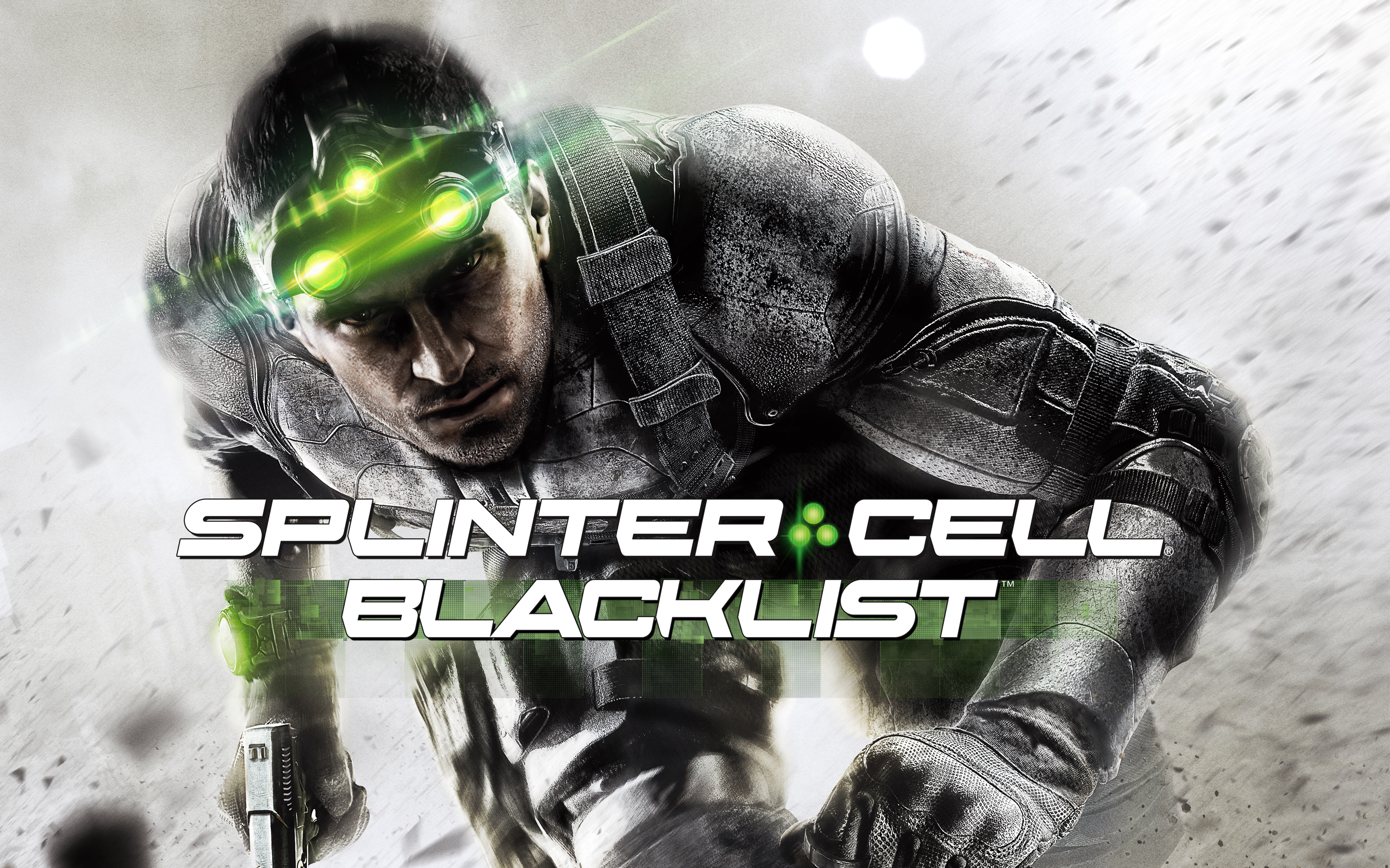 Tom Clancy's Splinter Cell Blacklist Game
