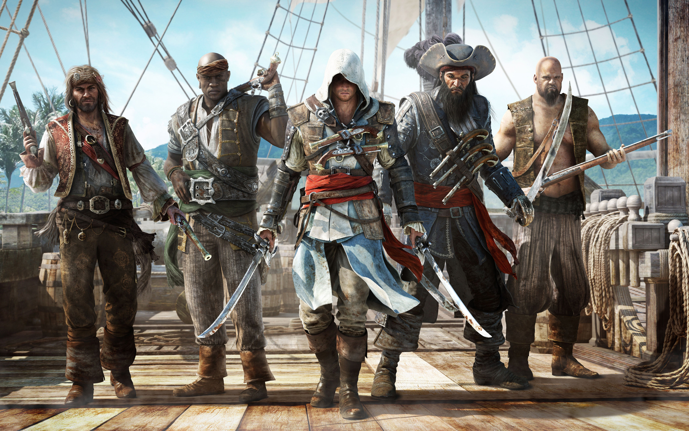 Assassin's Creed Black Flag Game