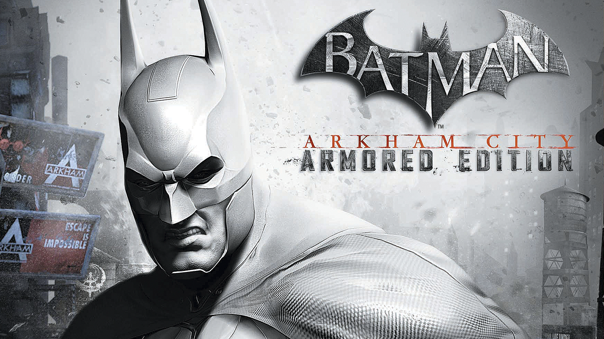 Batman Arkham City Armored Edition 480.12 Kb