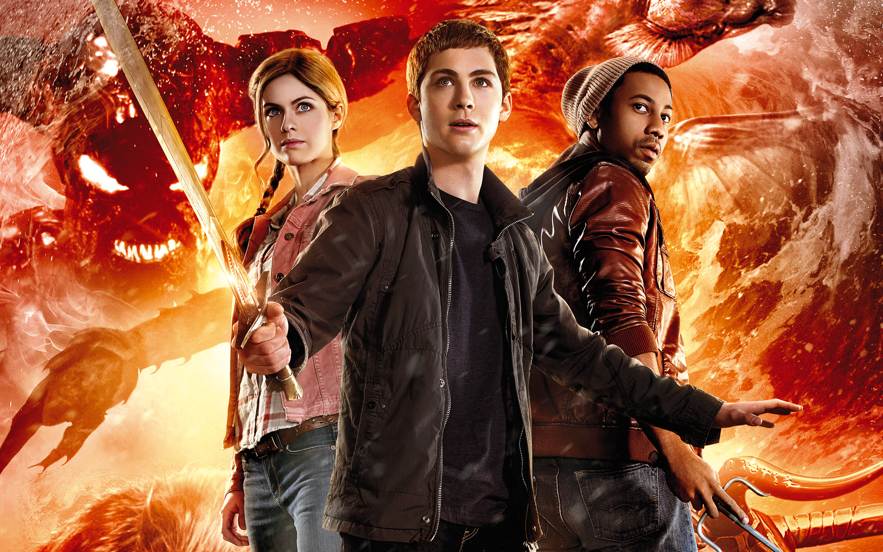 Percy Jackson Sea of Monsters Movie 606.61 Kb