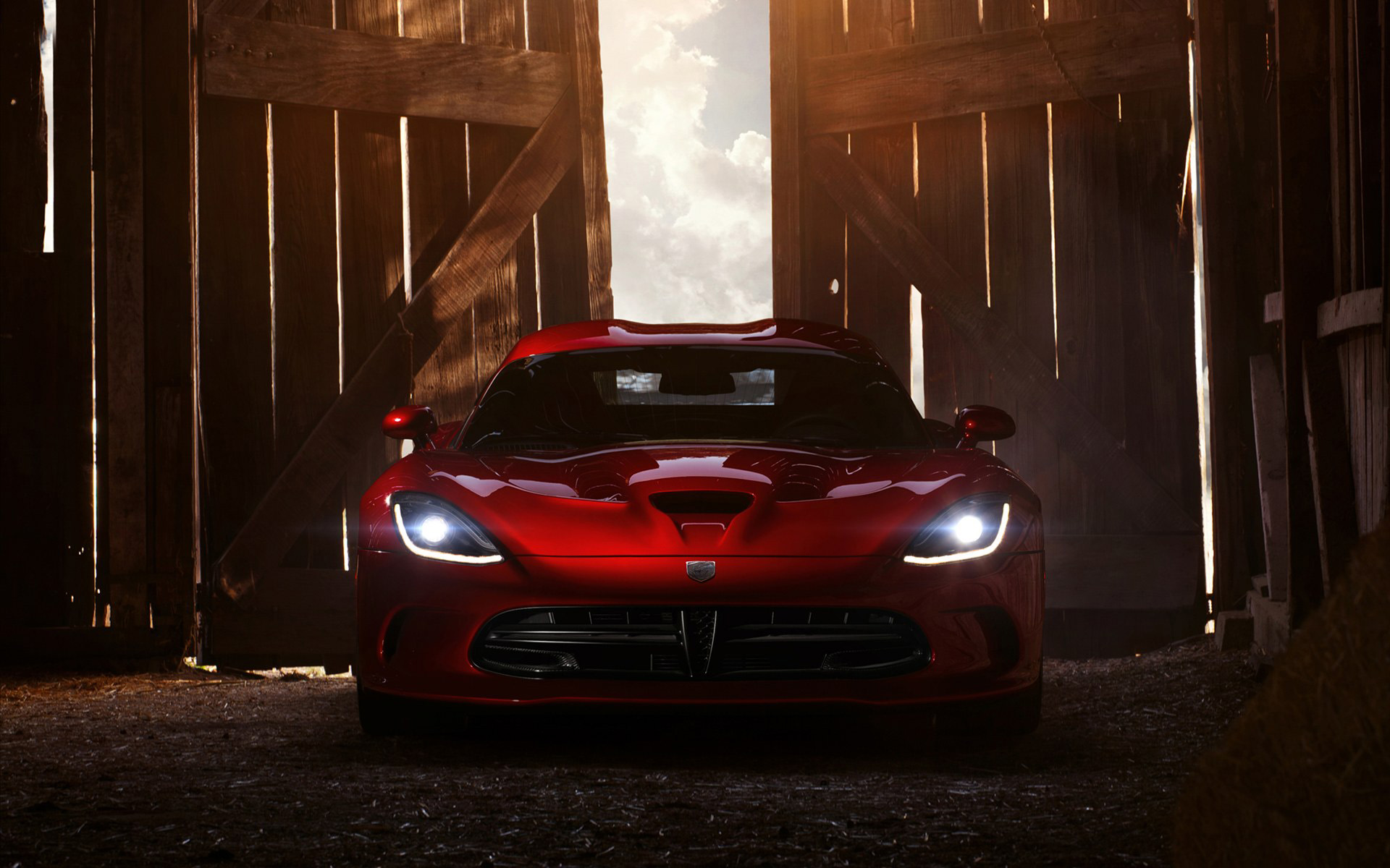 Dodge SRT Viper GTS 2013 892.58 Kb