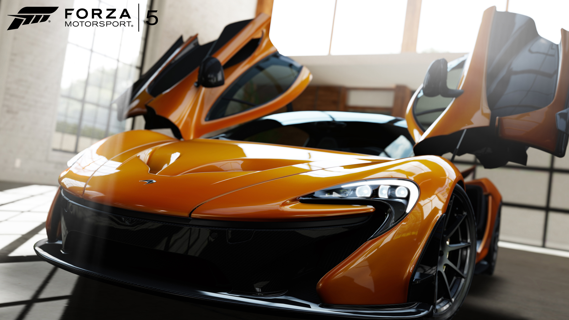 McLaren P1 in Forza Motorsport 5 471.13 Kb