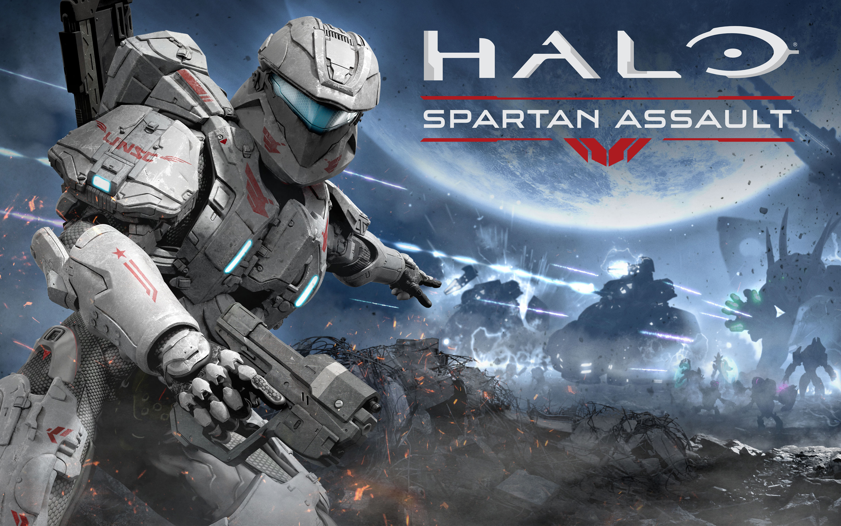 Halo Spartan Assault Game