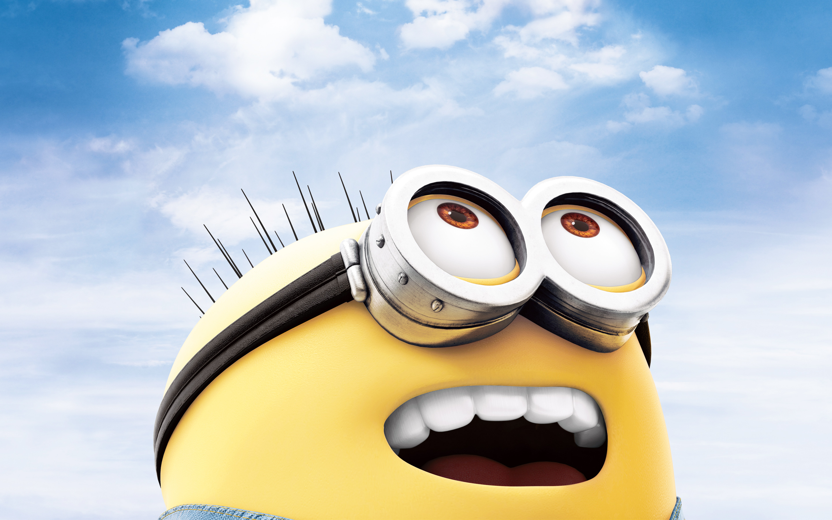 Minion in Despicable Me 2 1232.16 Kb