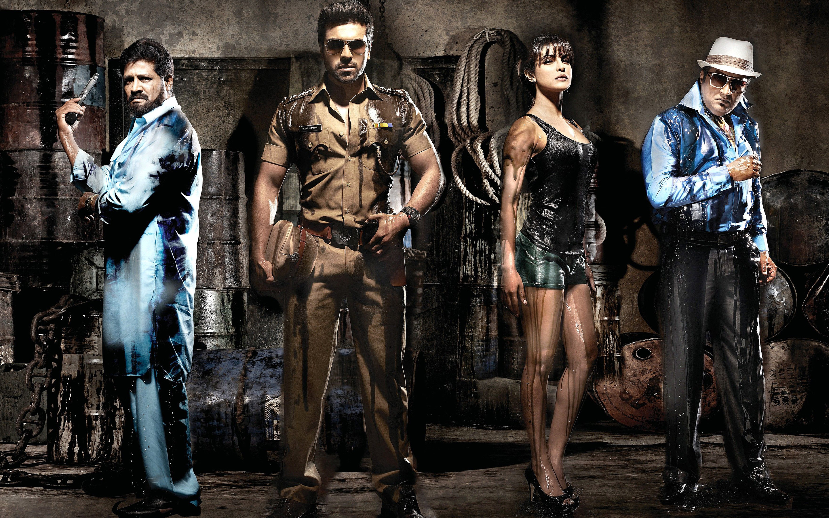 Toofan (Zanjeer) Movie