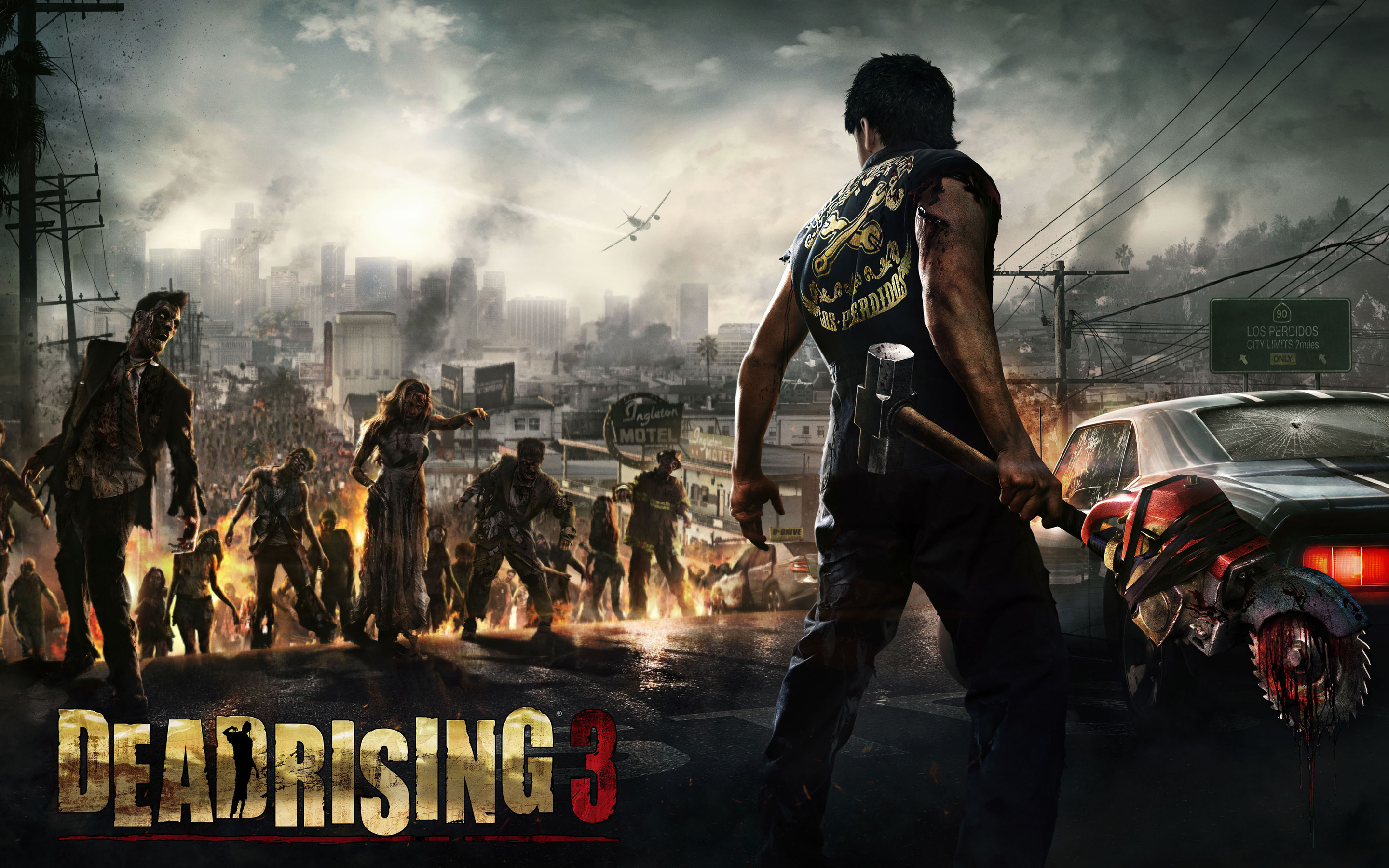 Dead Rising 3 Game 226.9 Kb