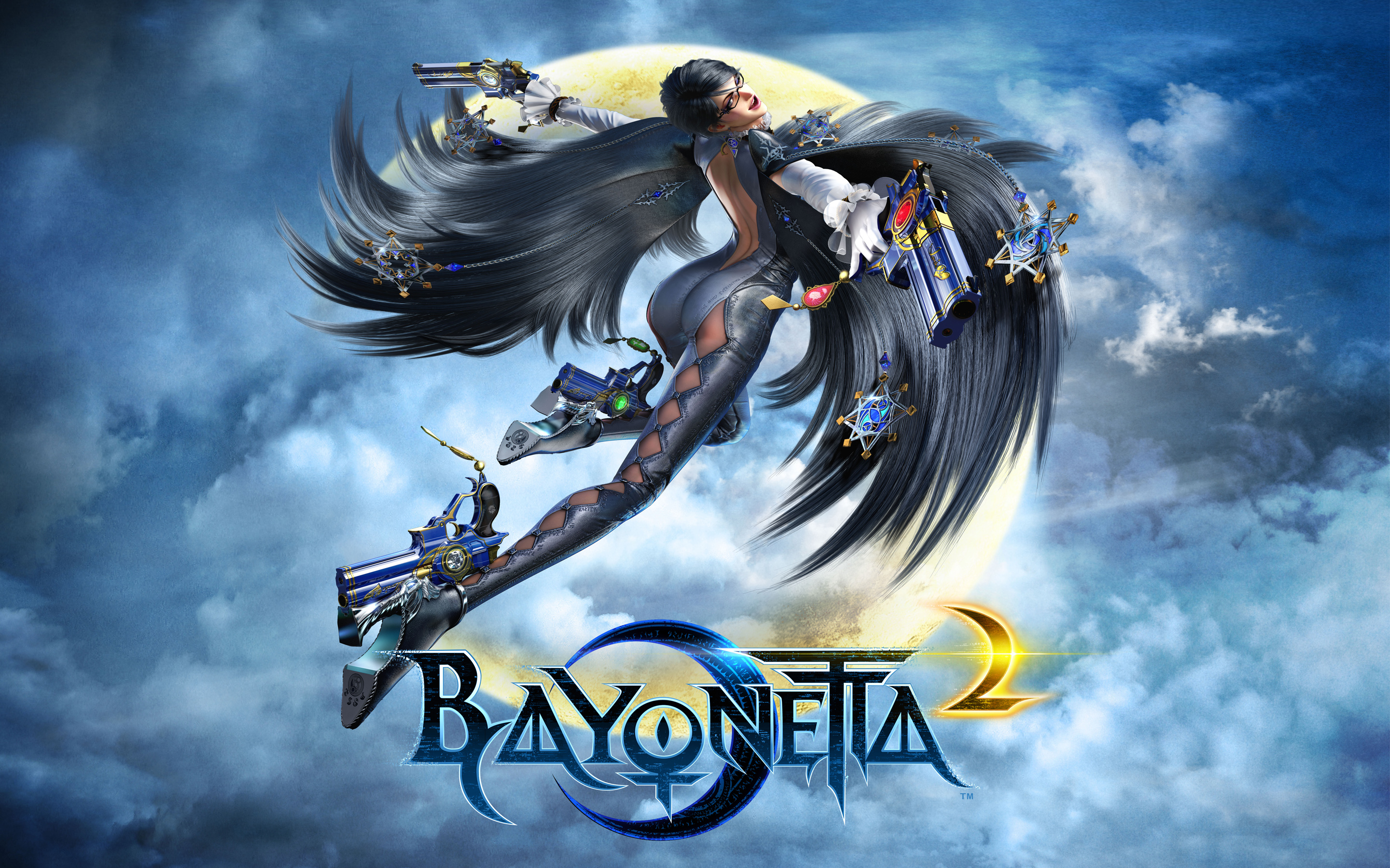 Bayonetta 2 2014 Game 1632.7 Kb