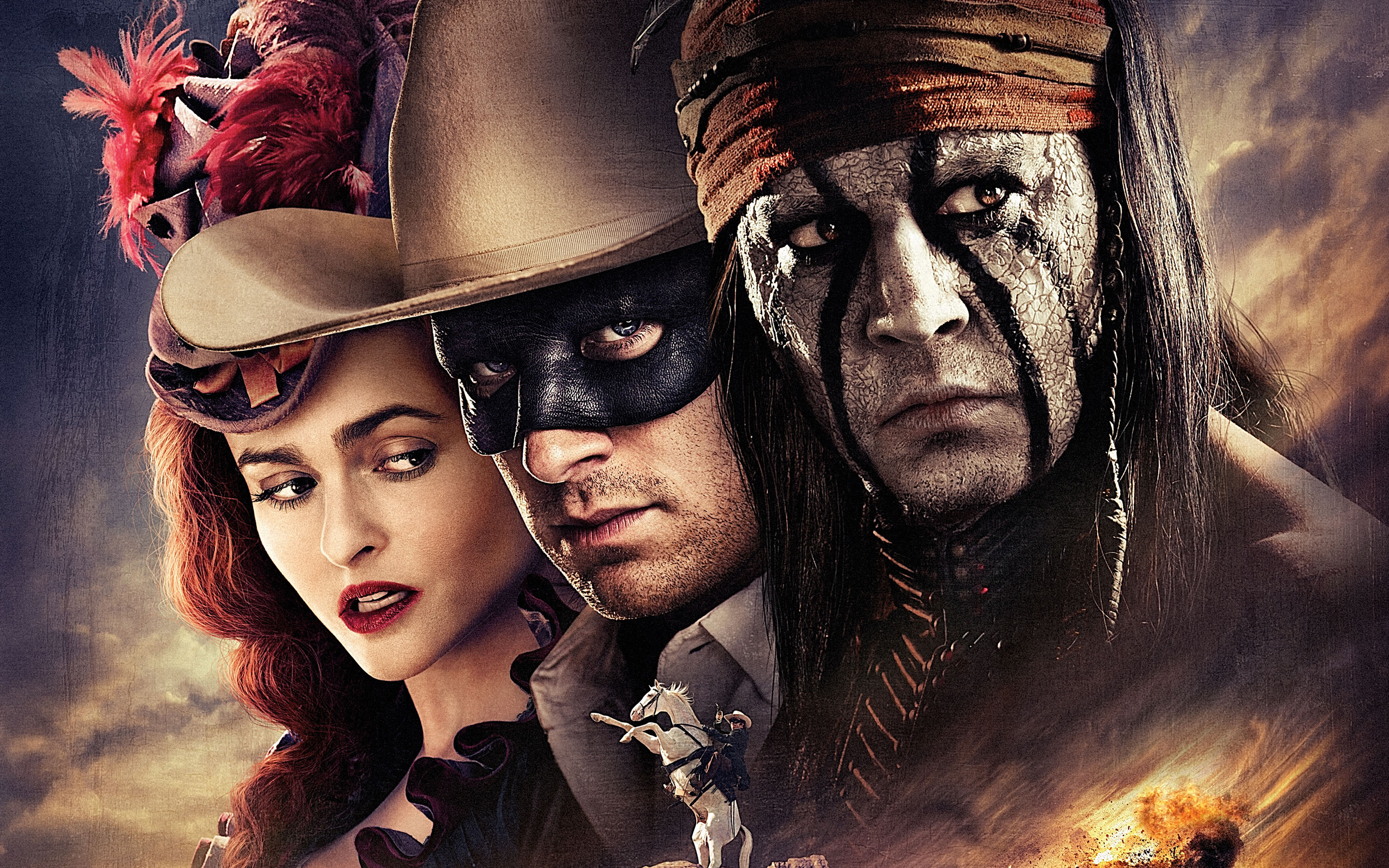 2013 The Lone Ranger Movie 2085.4 Kb