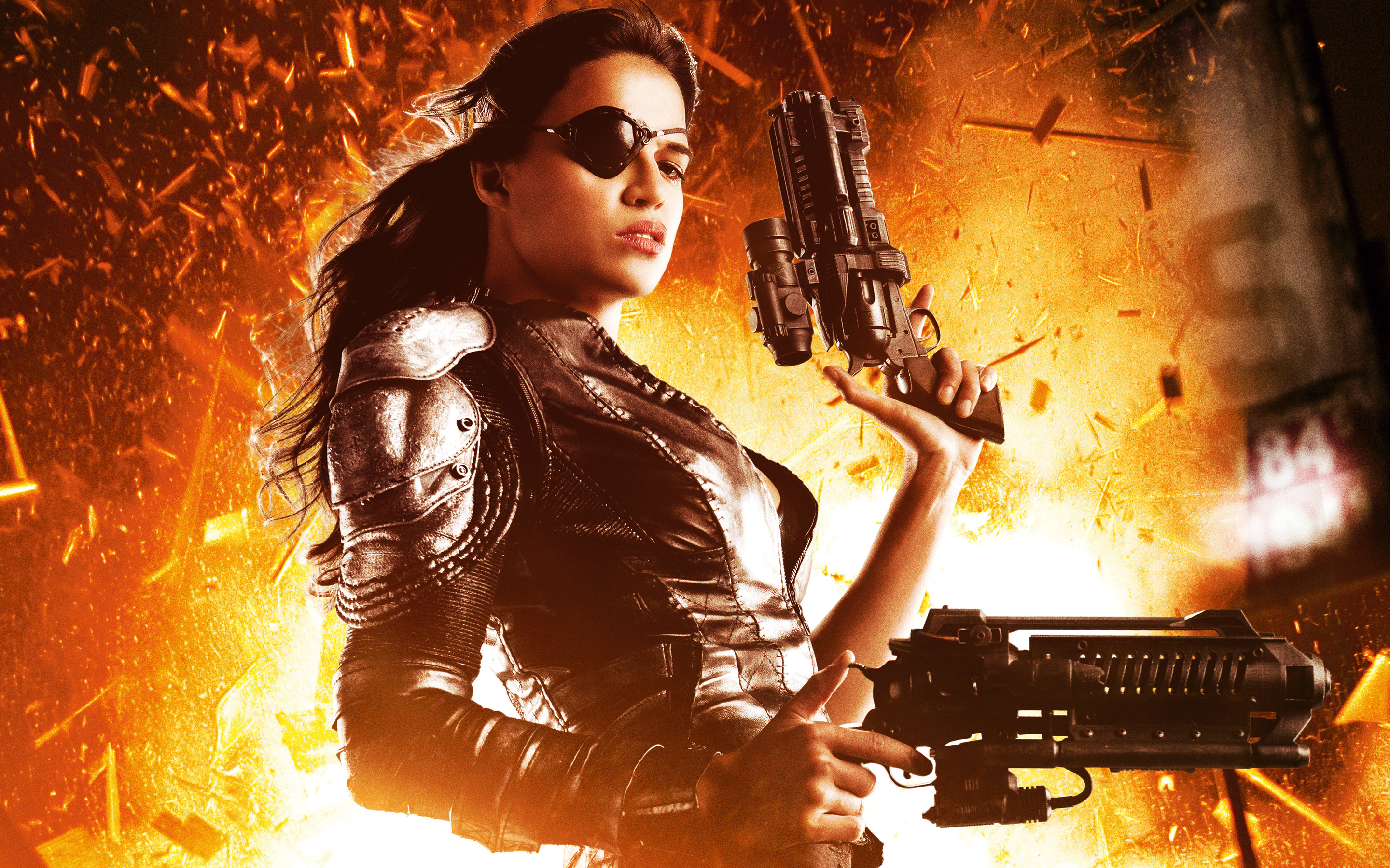 Machete Kills Michelle Rodriguez 3111.26 Kb