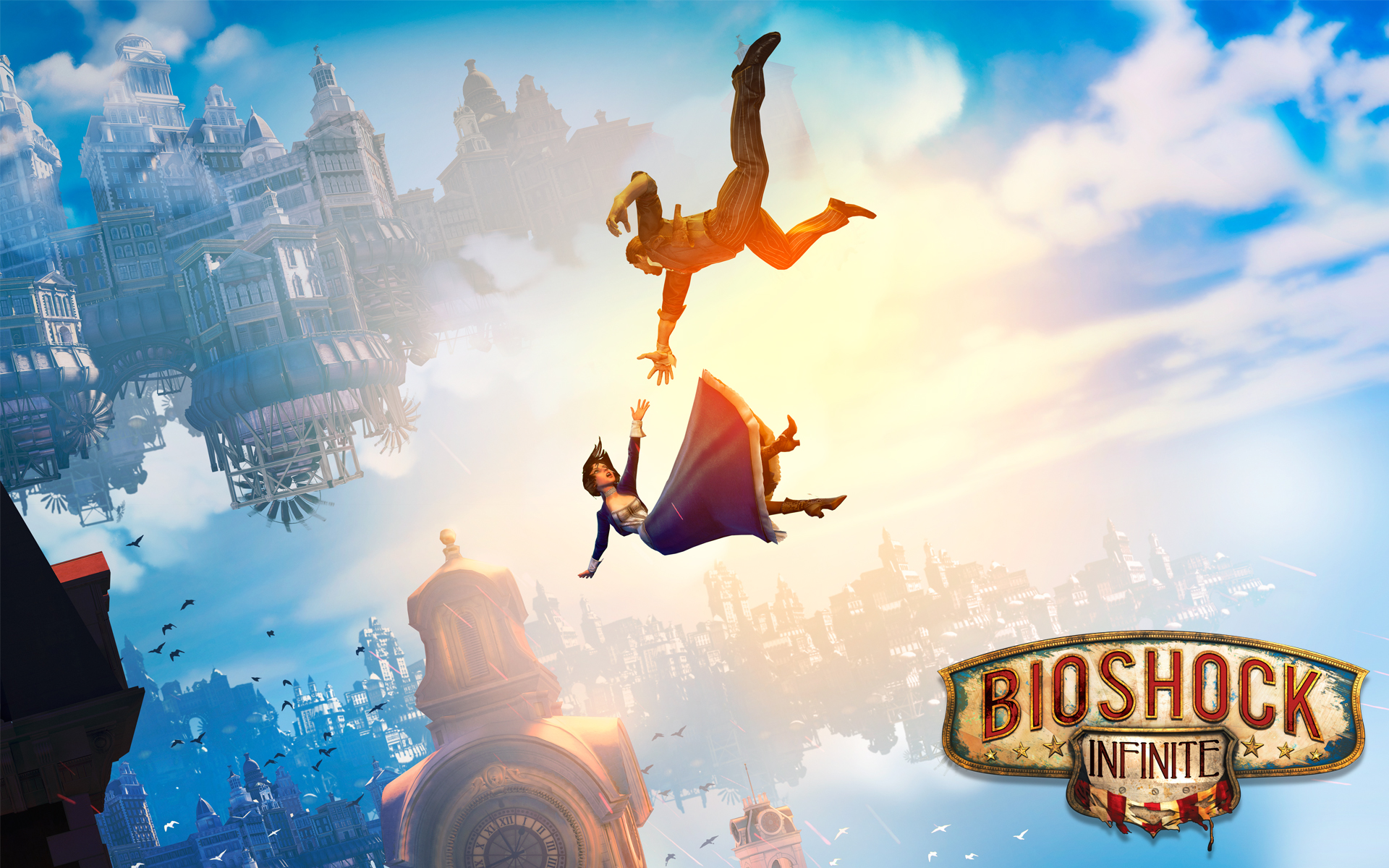 BioShock Infinite Video Game