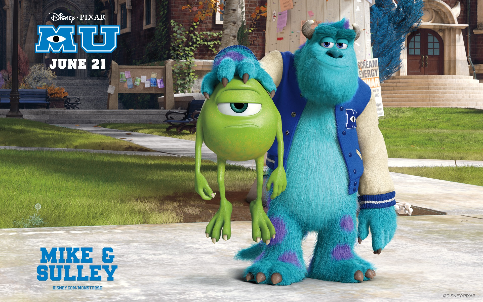 Monsters University Official