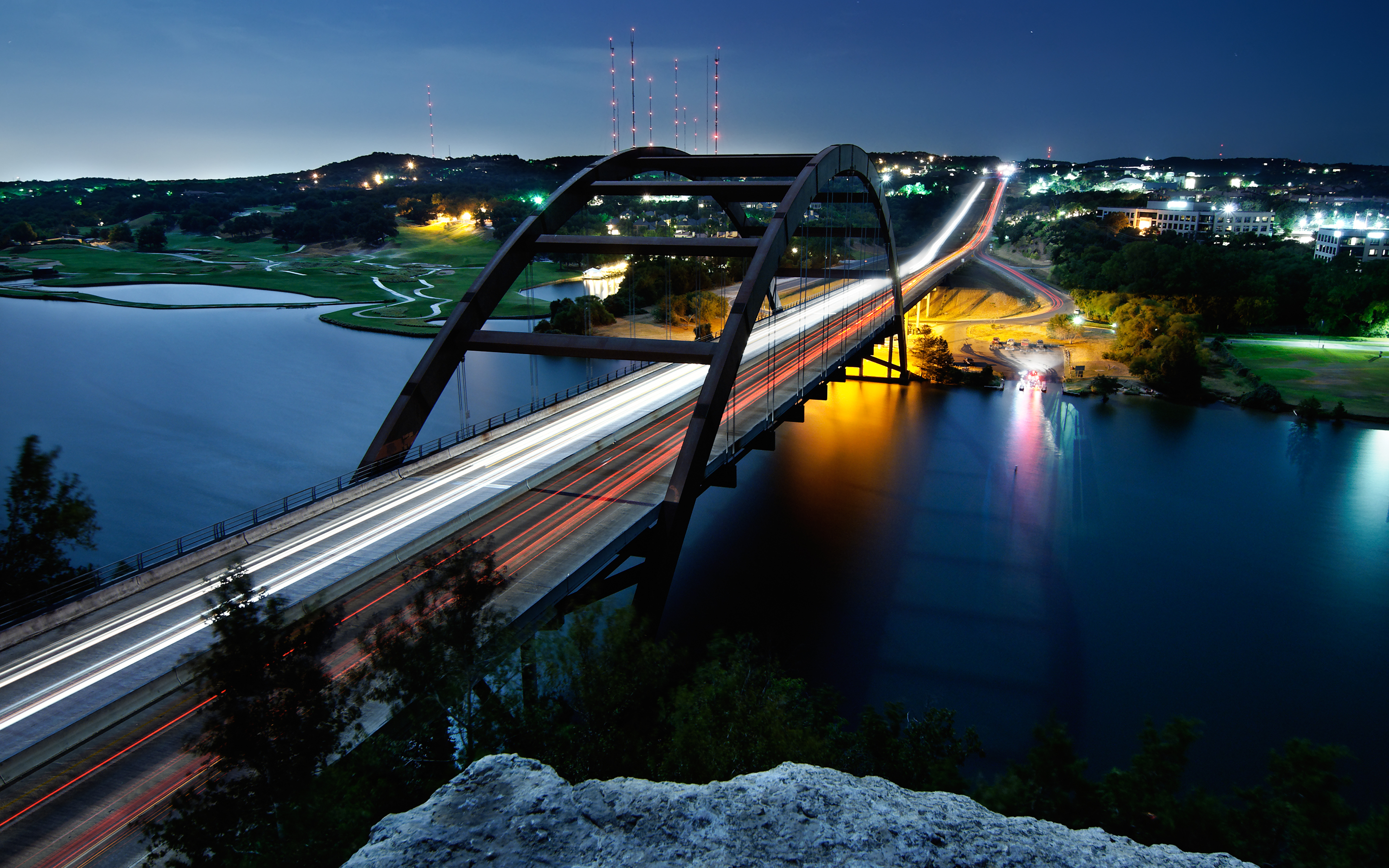 Pennybacker Bridge Austin