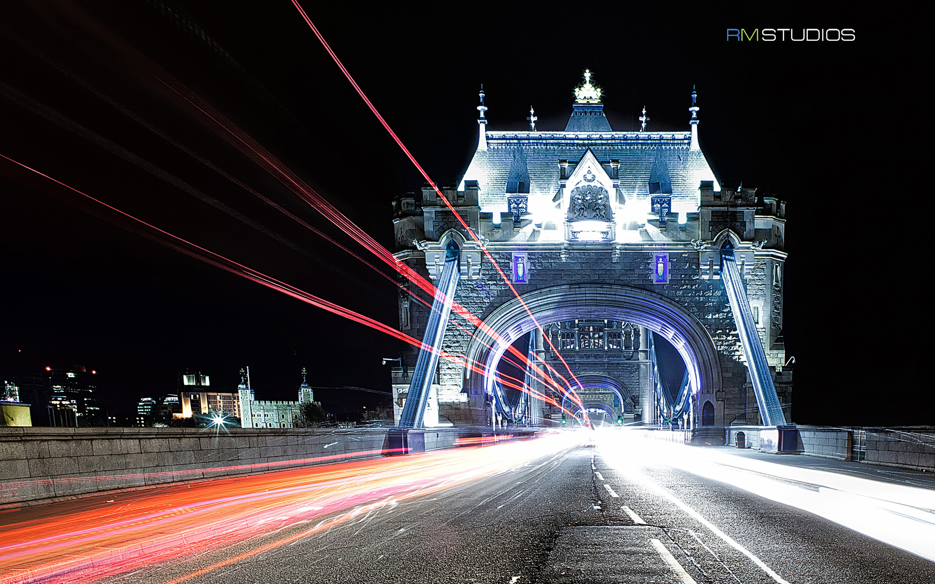 London Tower Bridge 730.92 Kb