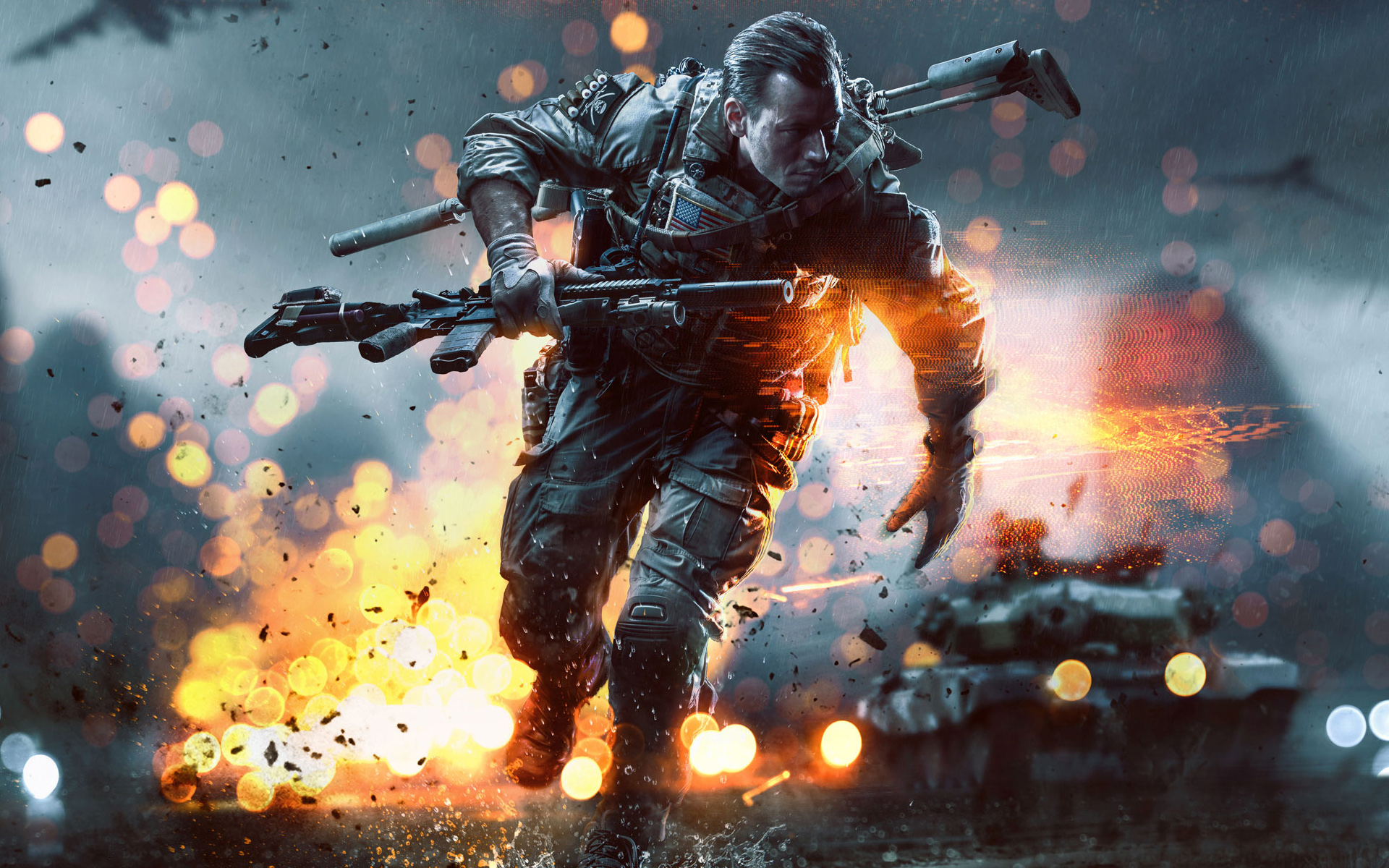 Battlefield 4 China Rising 180.61 Kb