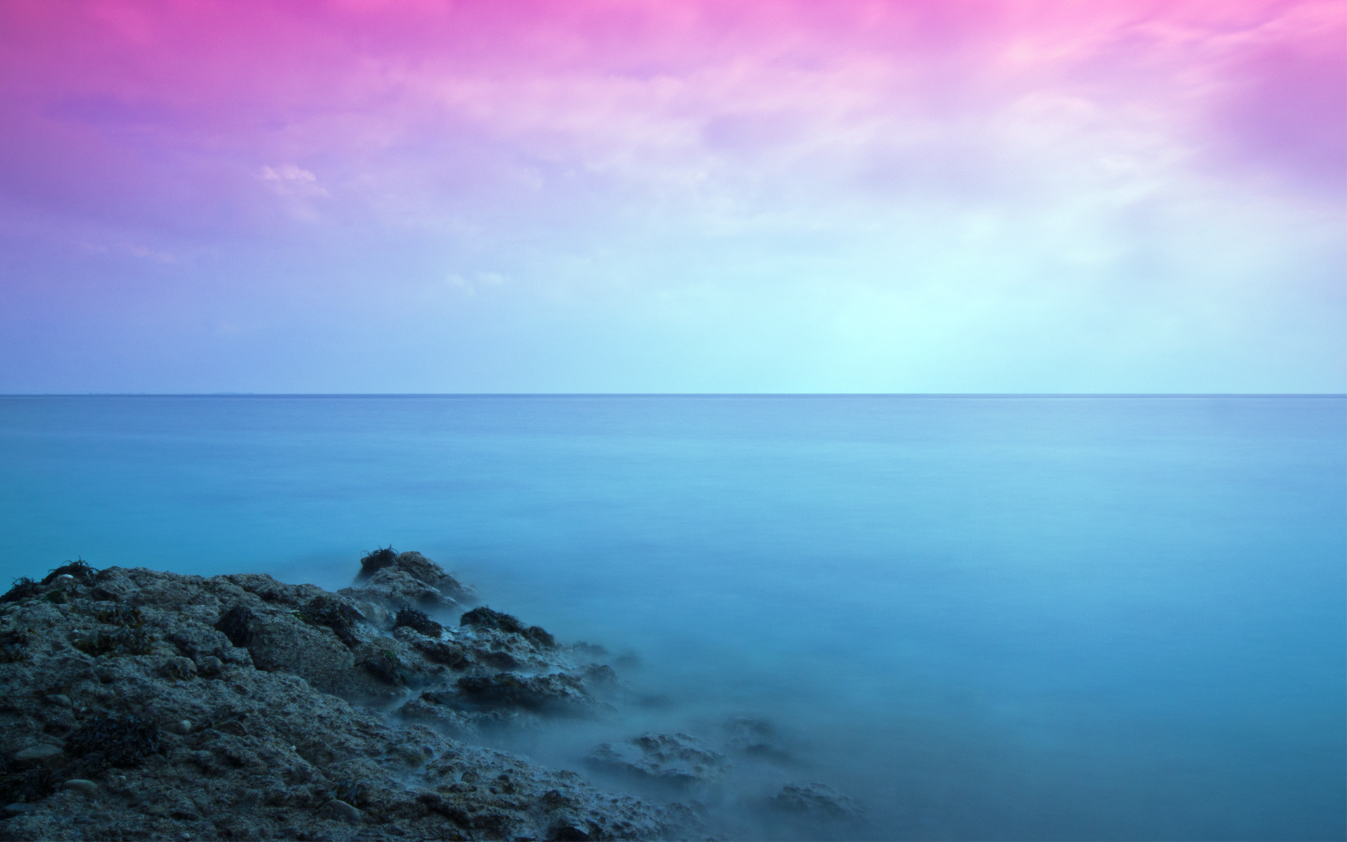 Colorful Seascape 1111.39 Kb