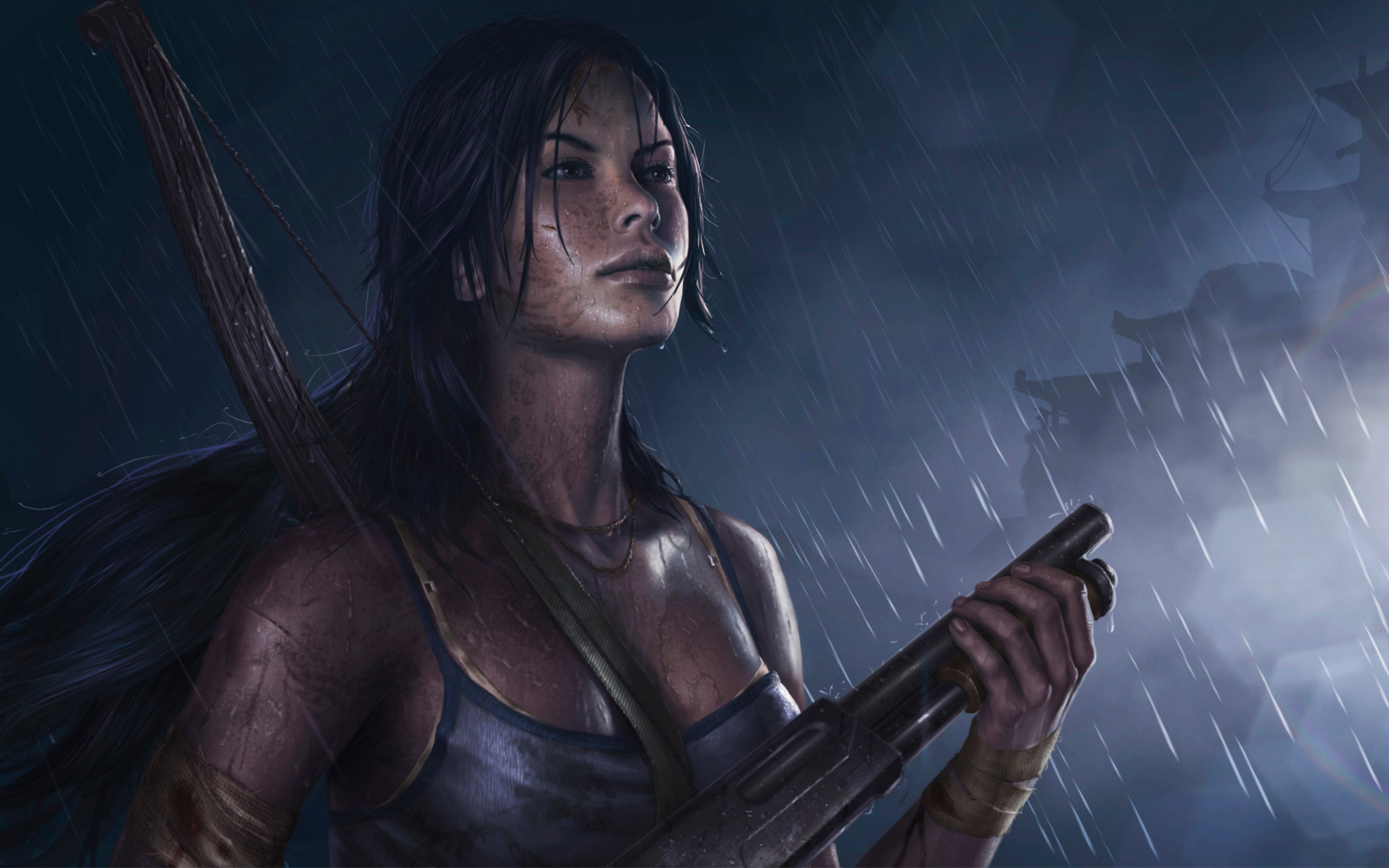 Tomb Raider Reborn Art