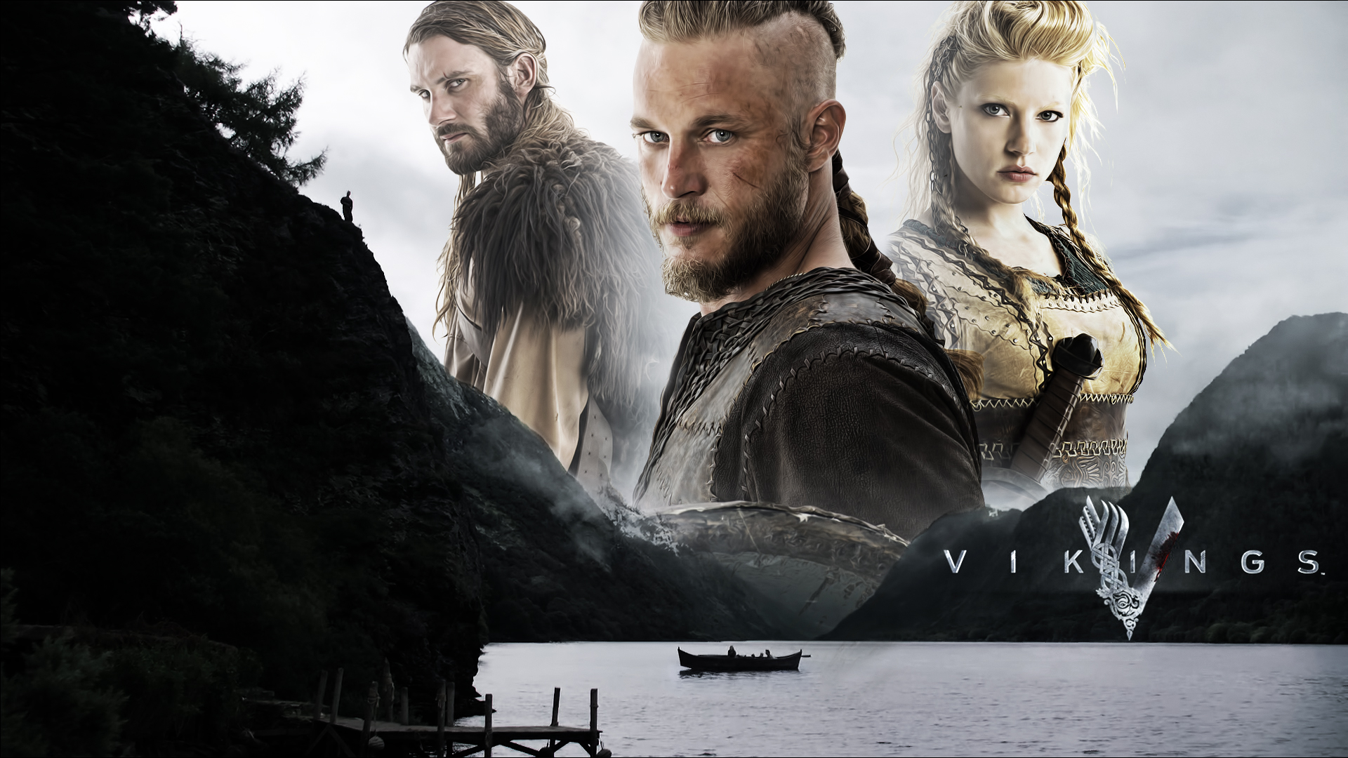 Vikings 2013 TV Series 1328.32 Kb