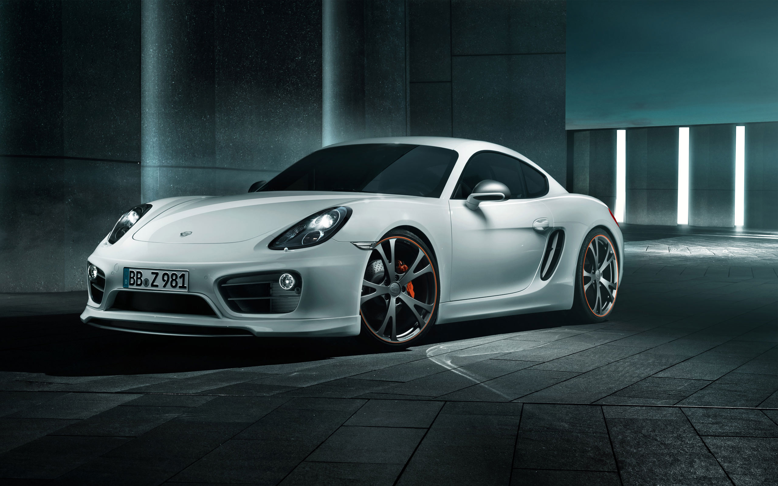 2013 Porsche Cayman by Techart