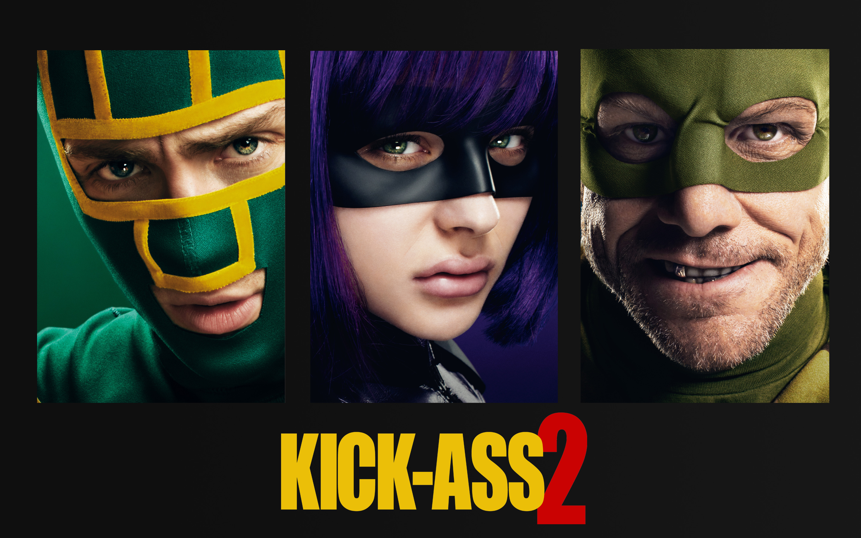 Kick Ass 2 2013 Movie 3876.86 Kb