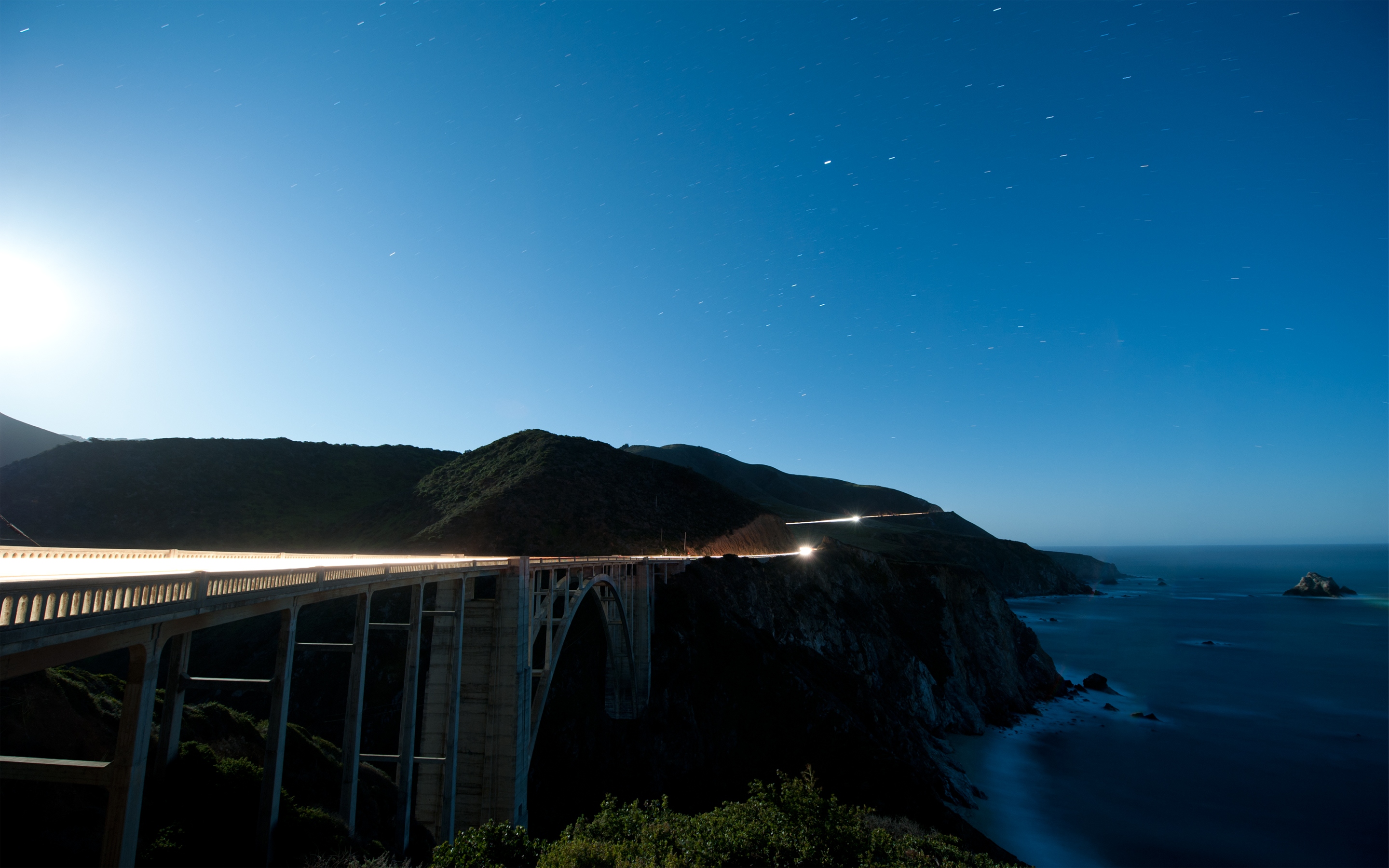 Bixby Creek Bridge Big Sur 1003.99 Kb