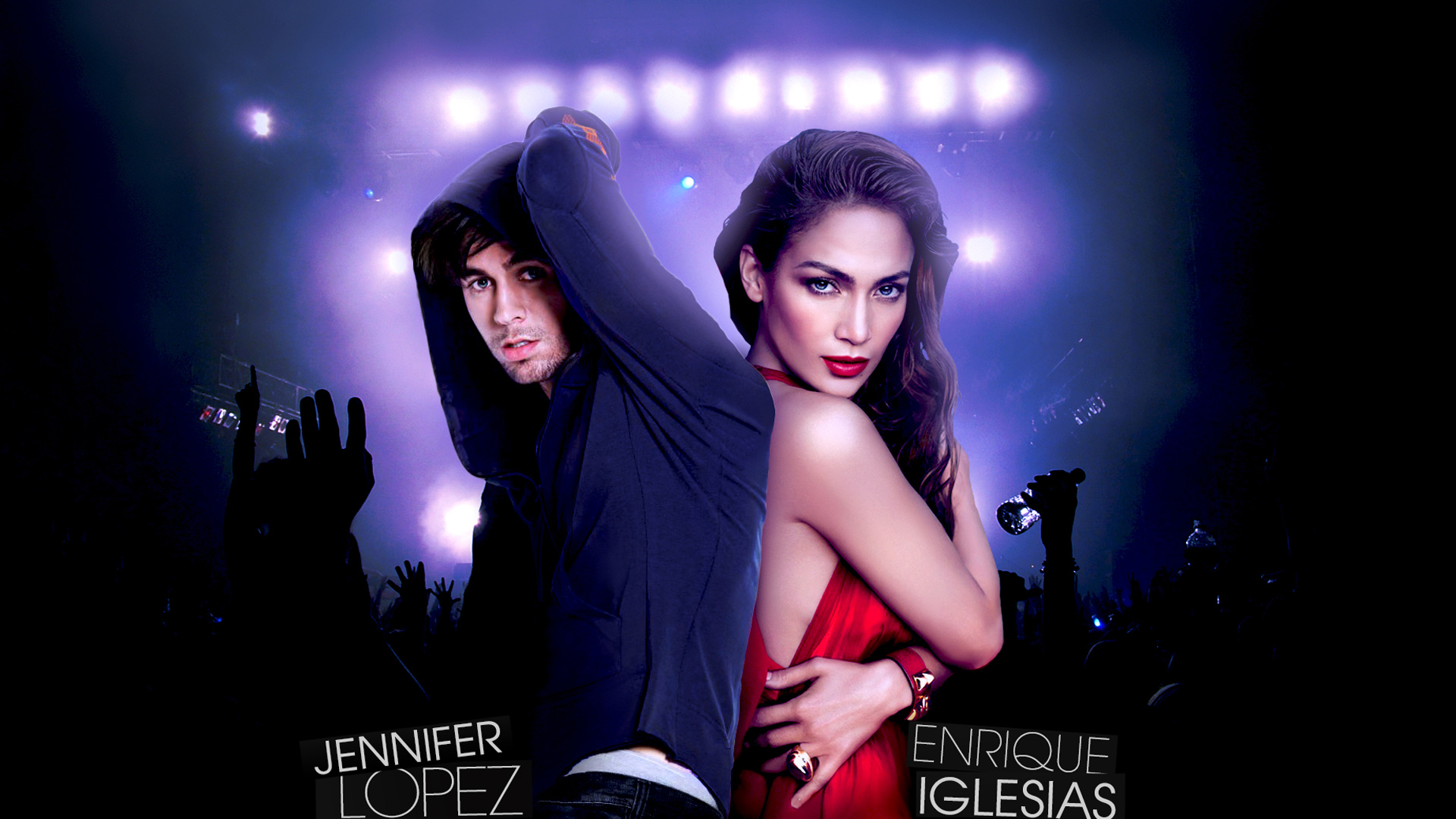 Jennifer Lopez Enrique Iglesias Tour 1073.25 Kb