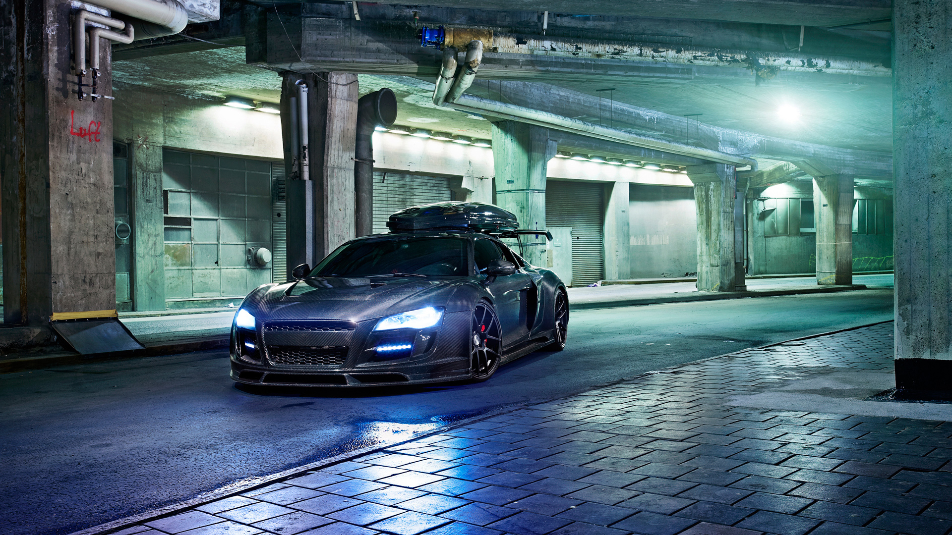 Audi R8 by Jon Olsson
