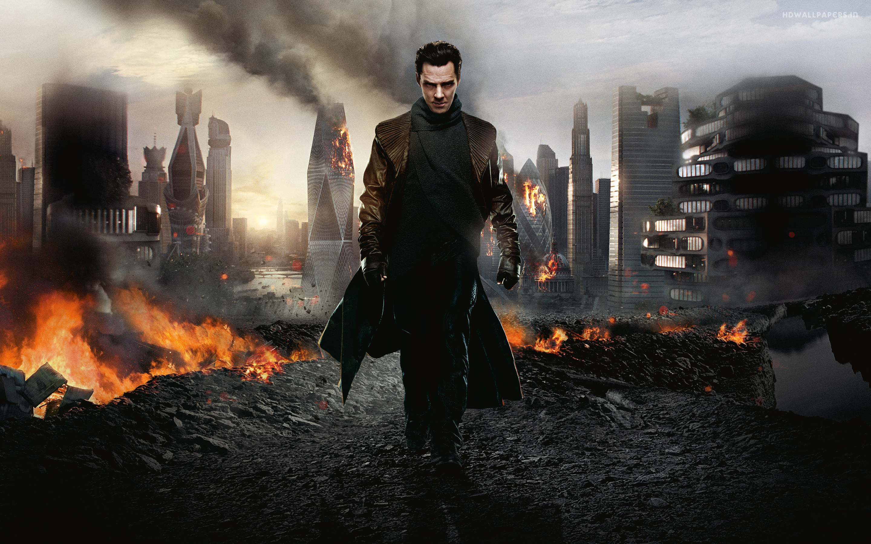 Star Trek into Darkness 2013 2520.14 Kb