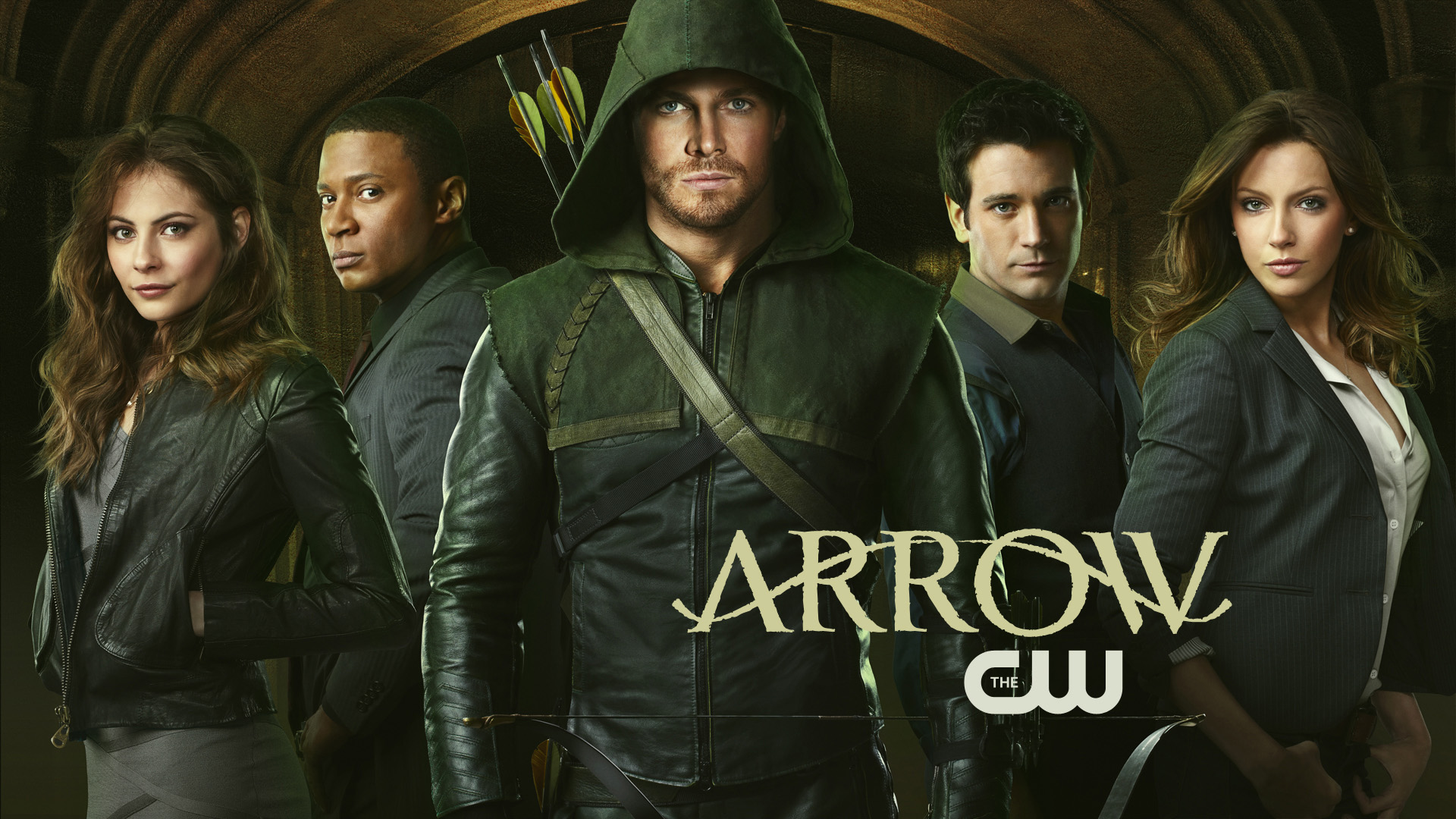 Arrow CW TV Show 1978.75 Kb