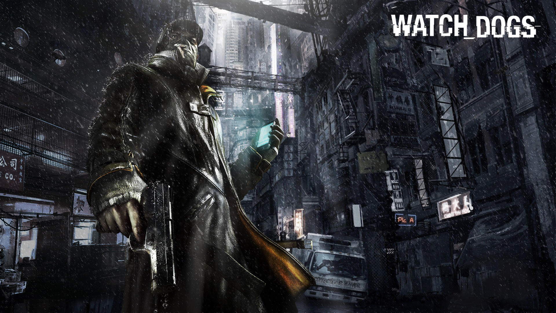 Watch Dogs Game 1132.02 Kb