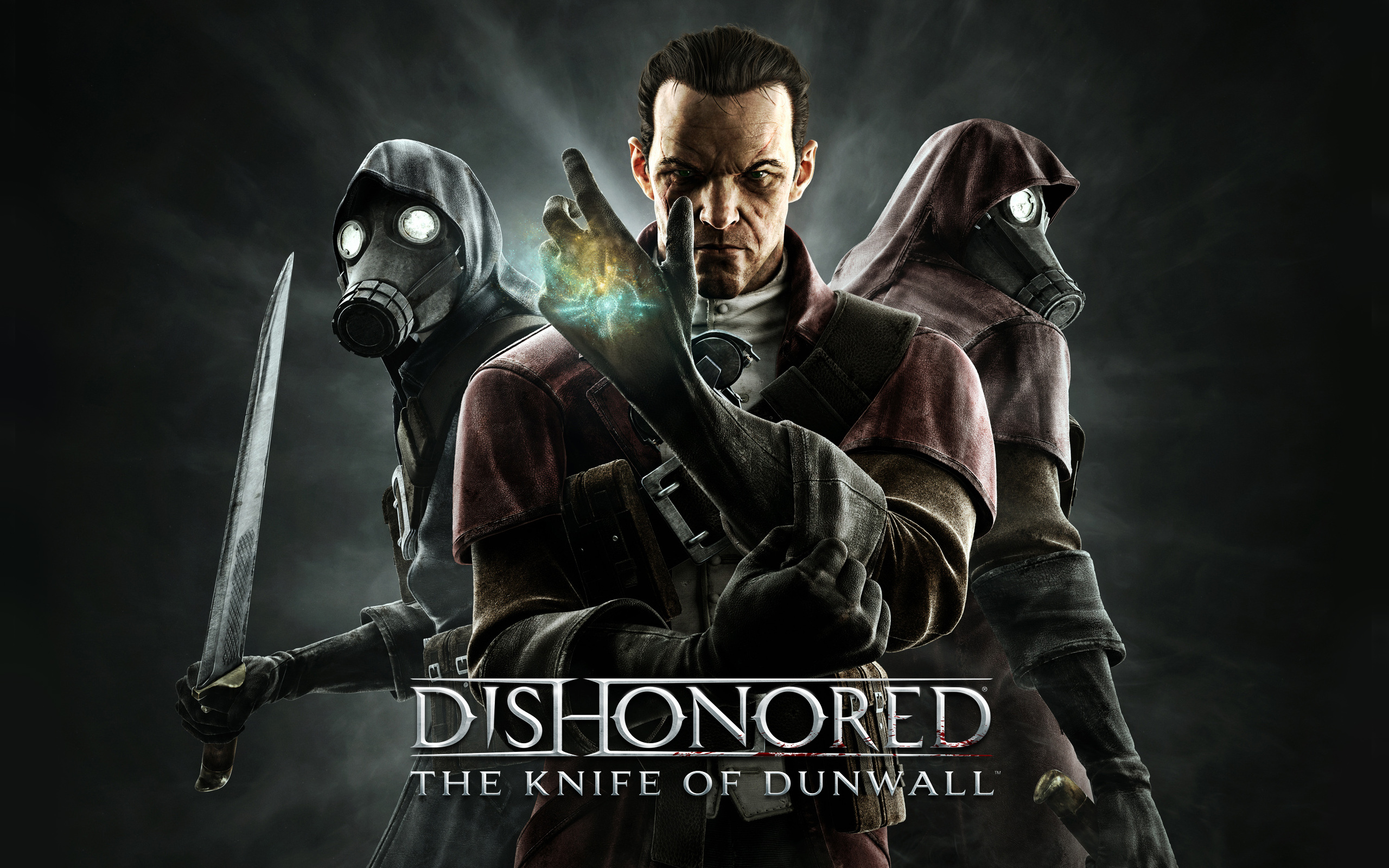 Dishonored The Knife of Dunwall 1351.18 Kb