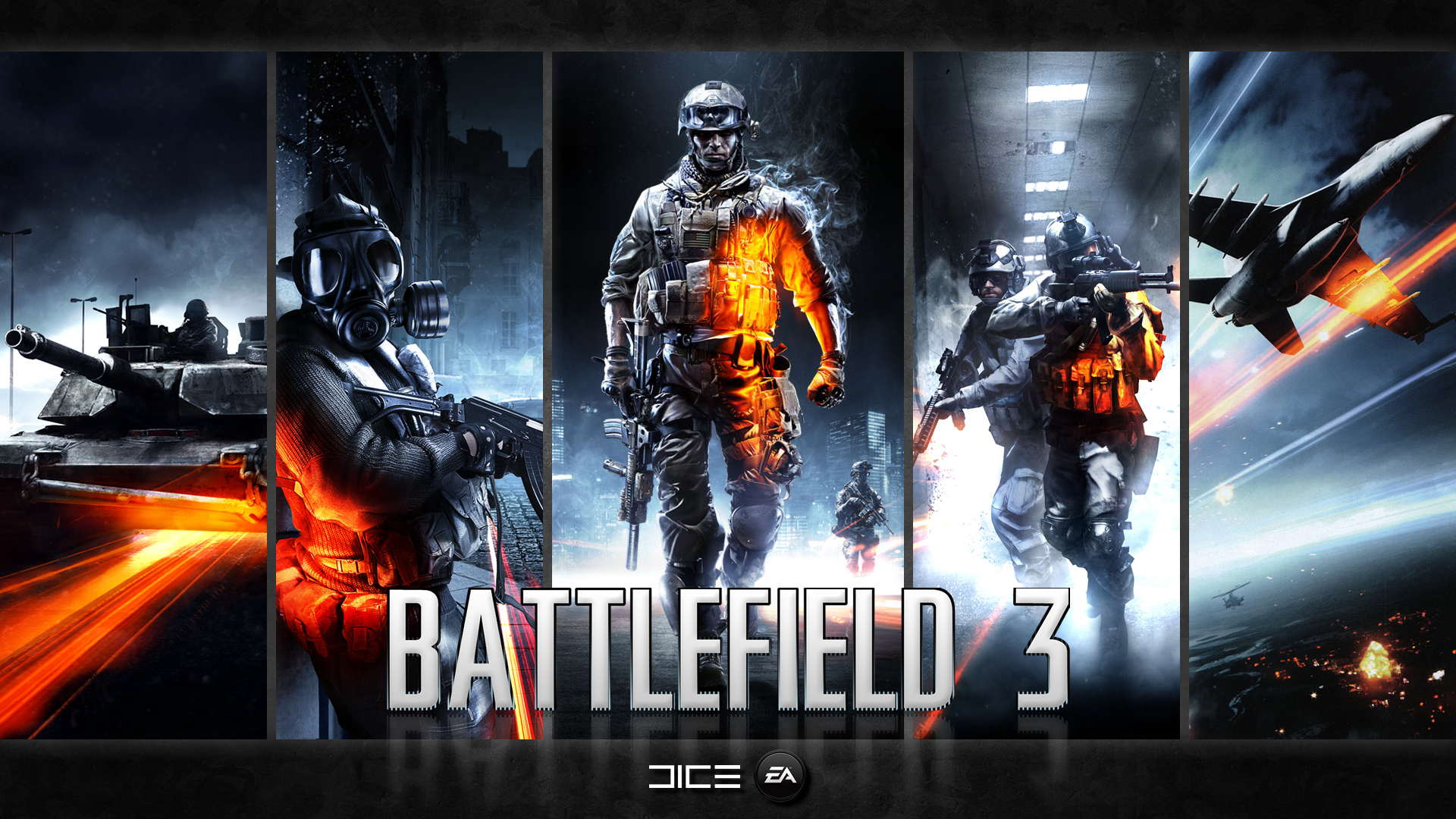 Battlefield 3 PC 1592.93 Kb