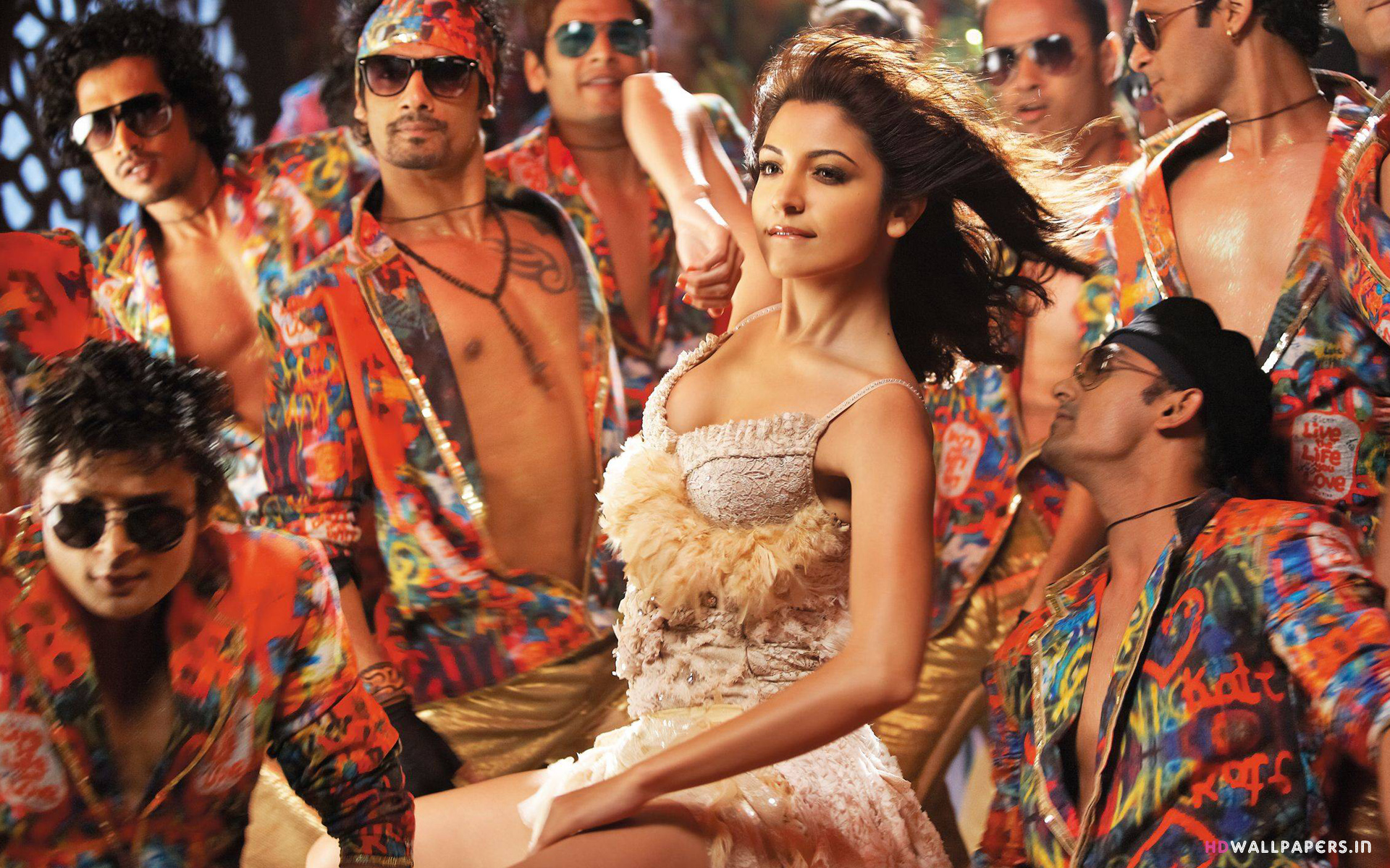 Anushka Sharma Ladies vs Ricky Bahl