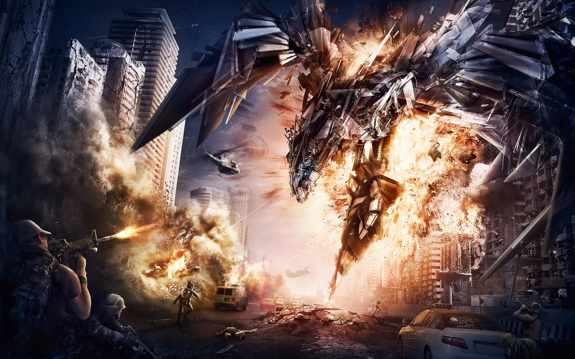 Transformers 4 Artwork 943.21 Kb