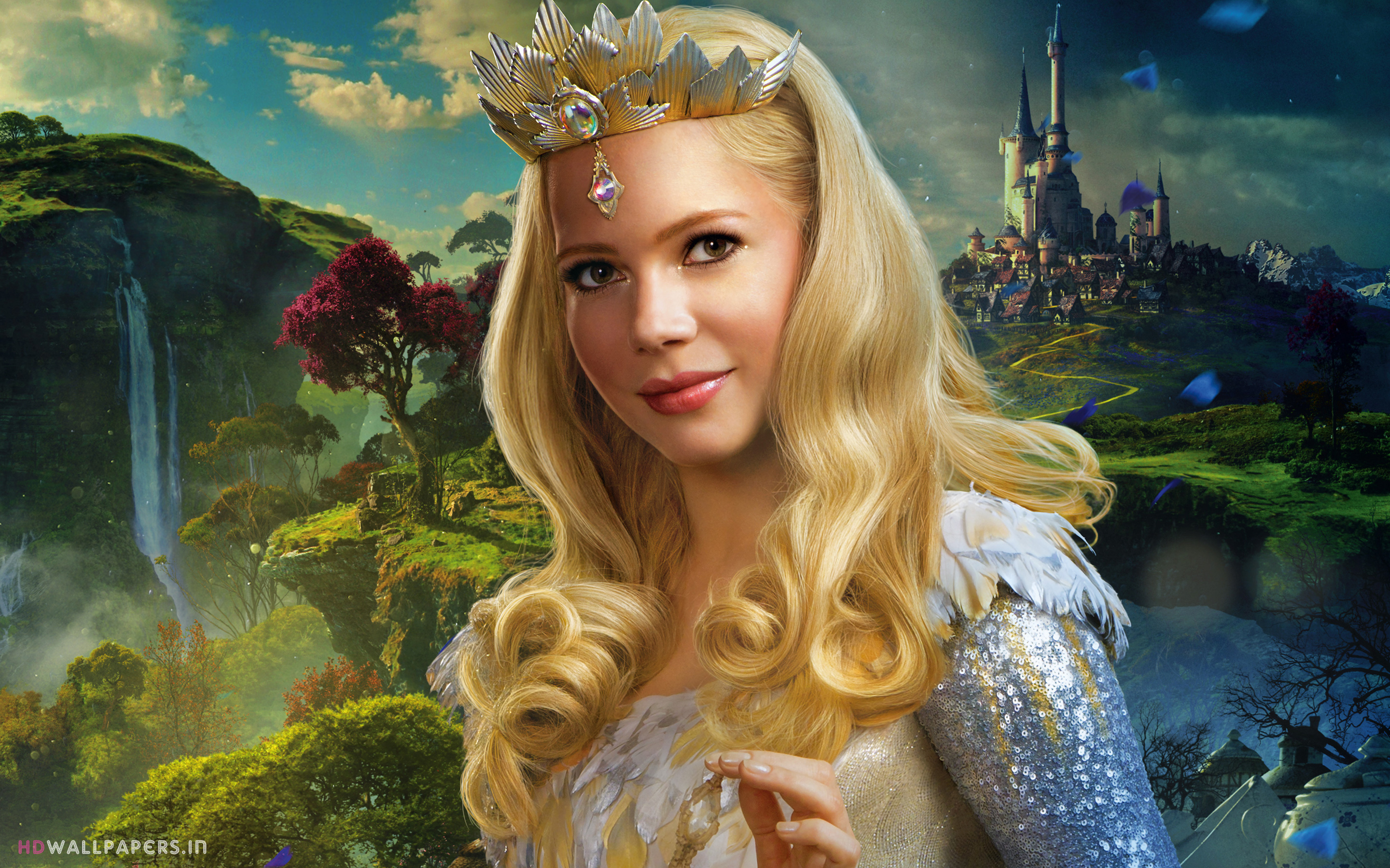 Michelle Williams oz