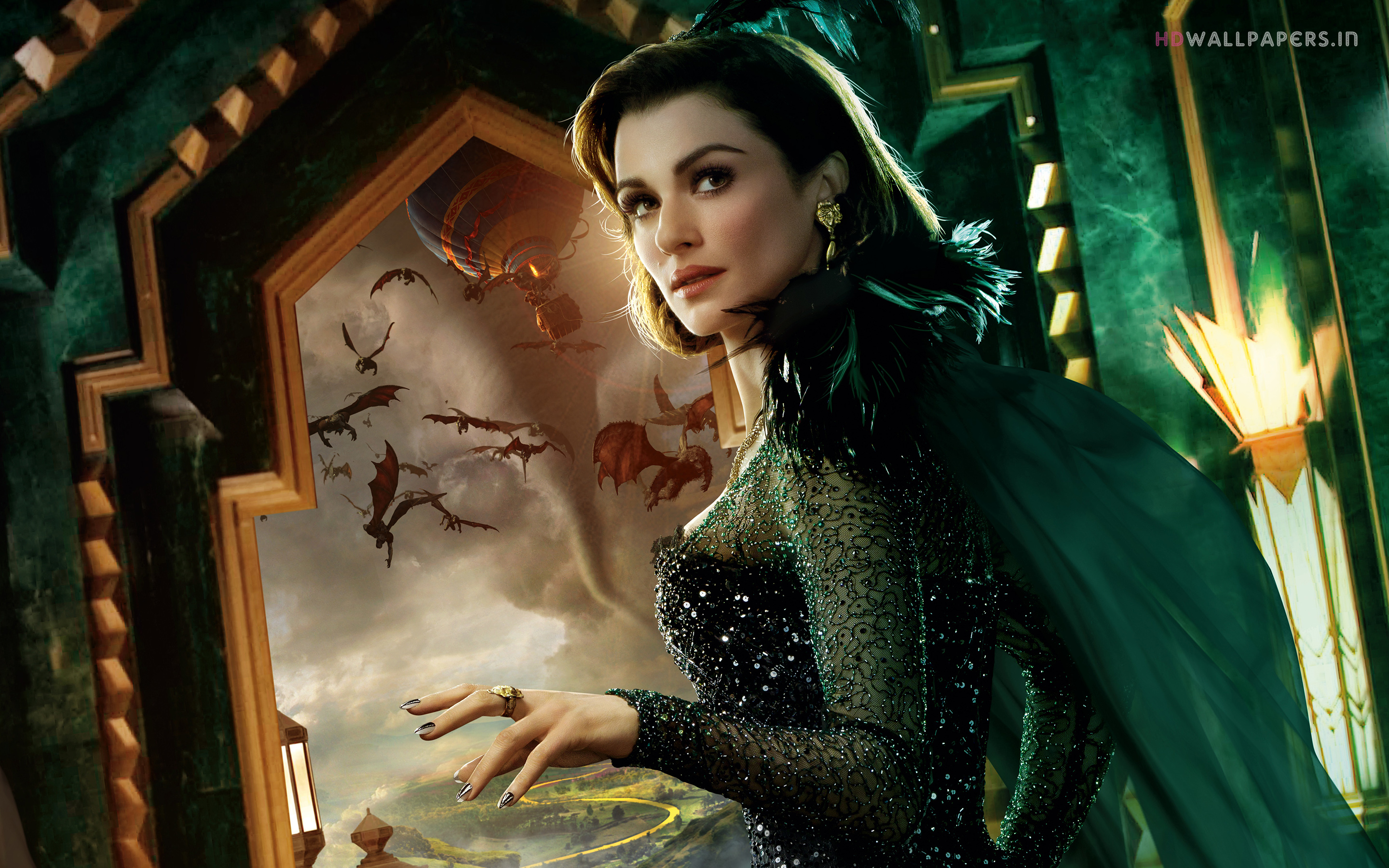 Rachel Weisz Oz the Great and Powerful 648.79 Kb