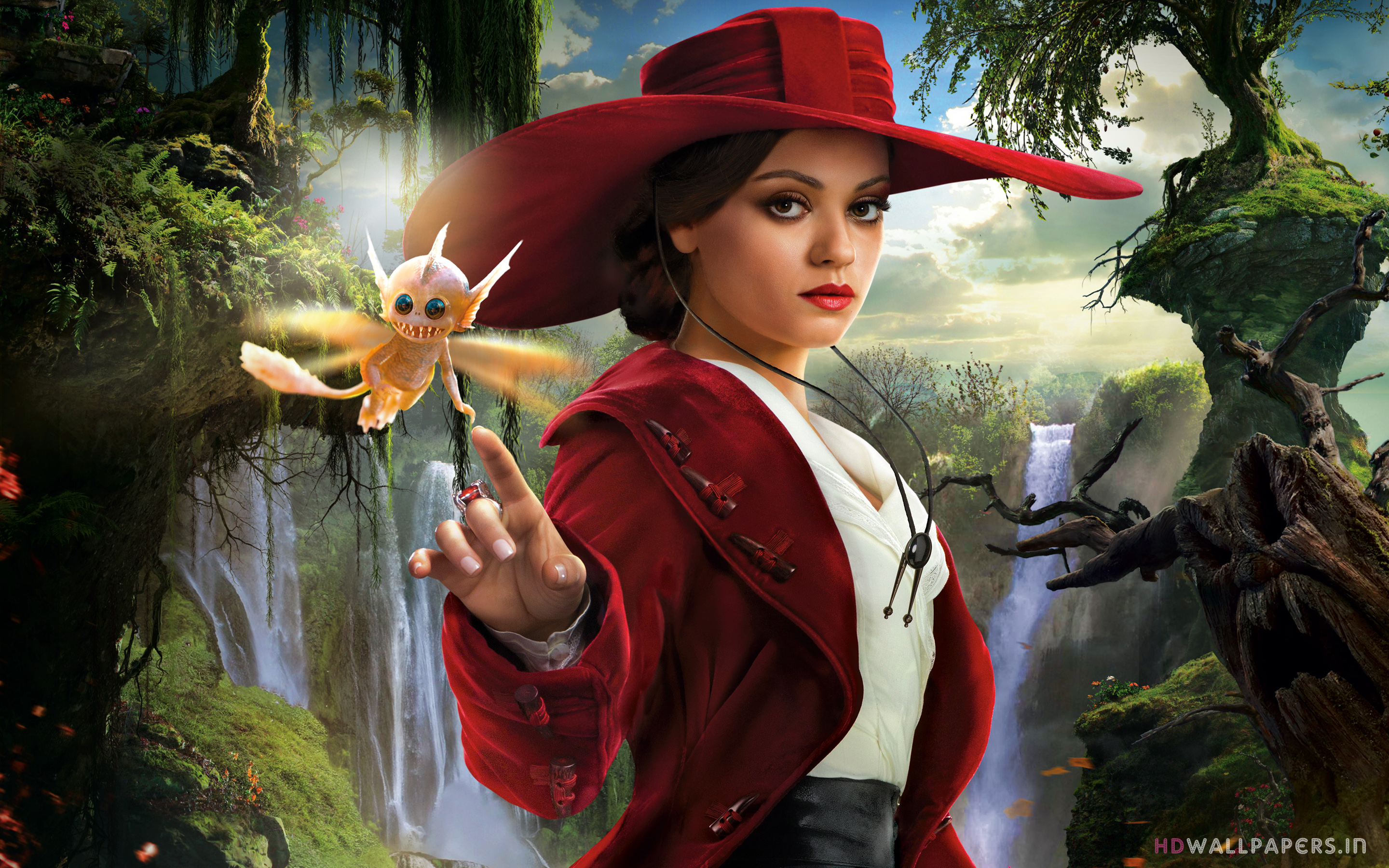 Mila Kunis Oz the Great and Powerful 648.79 Kb