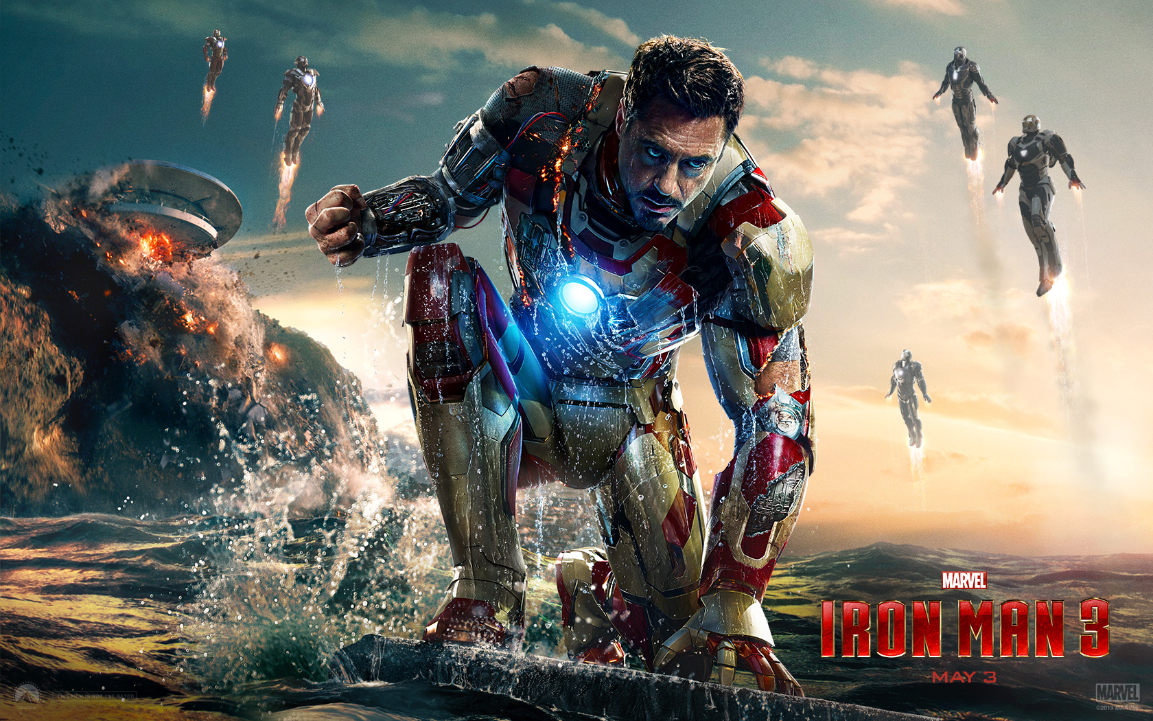 Iron Man 3 Movie 171.77 Kb