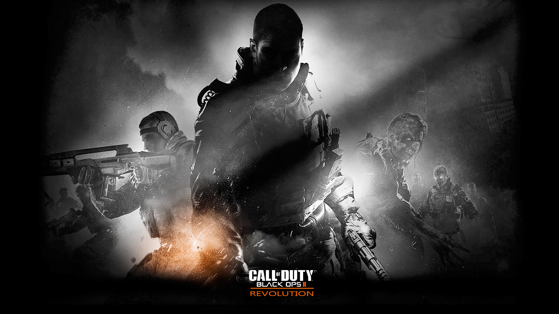 Call Of Duty Black Ops 2 Revolution