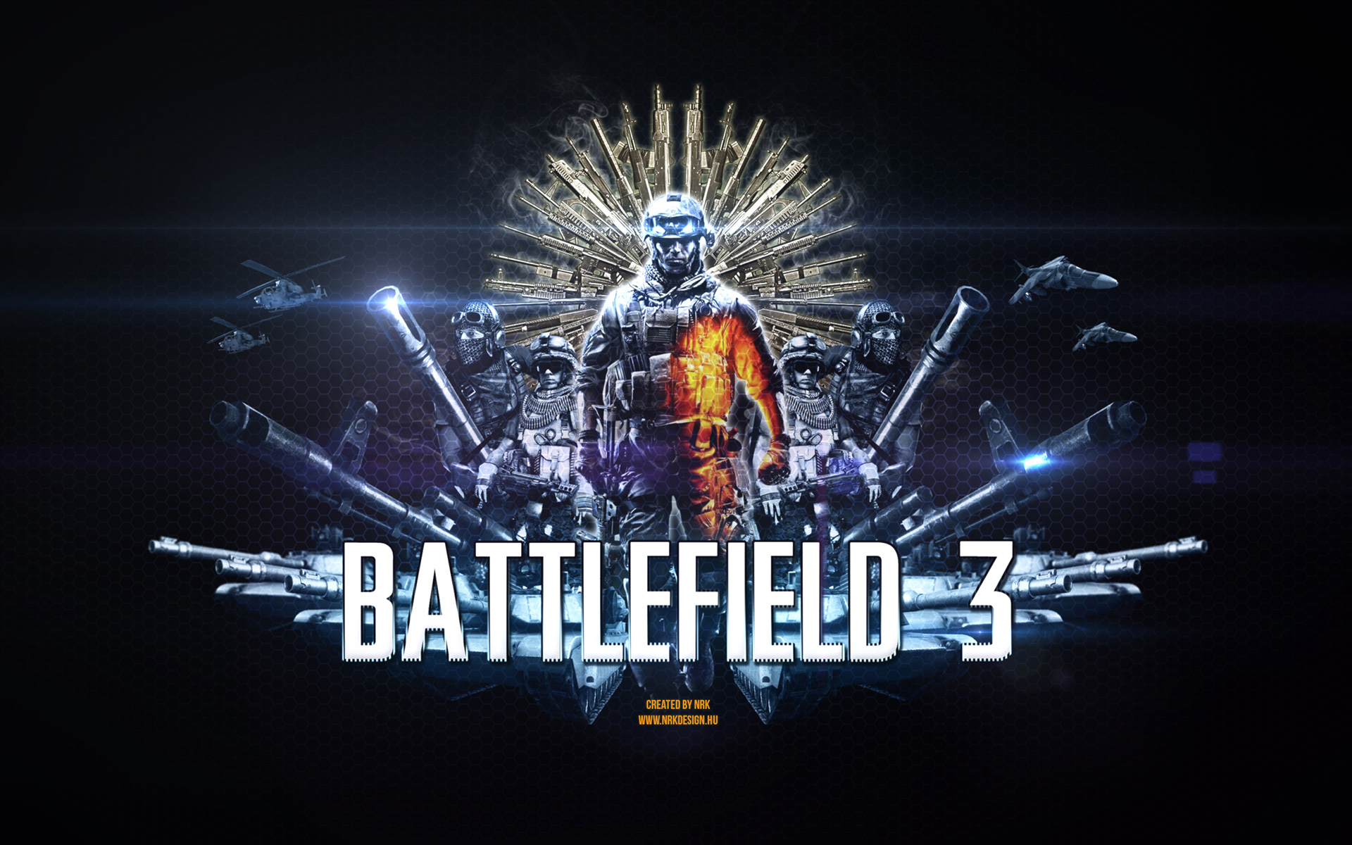 Ultimate Battlefield 3 173.86 Kb