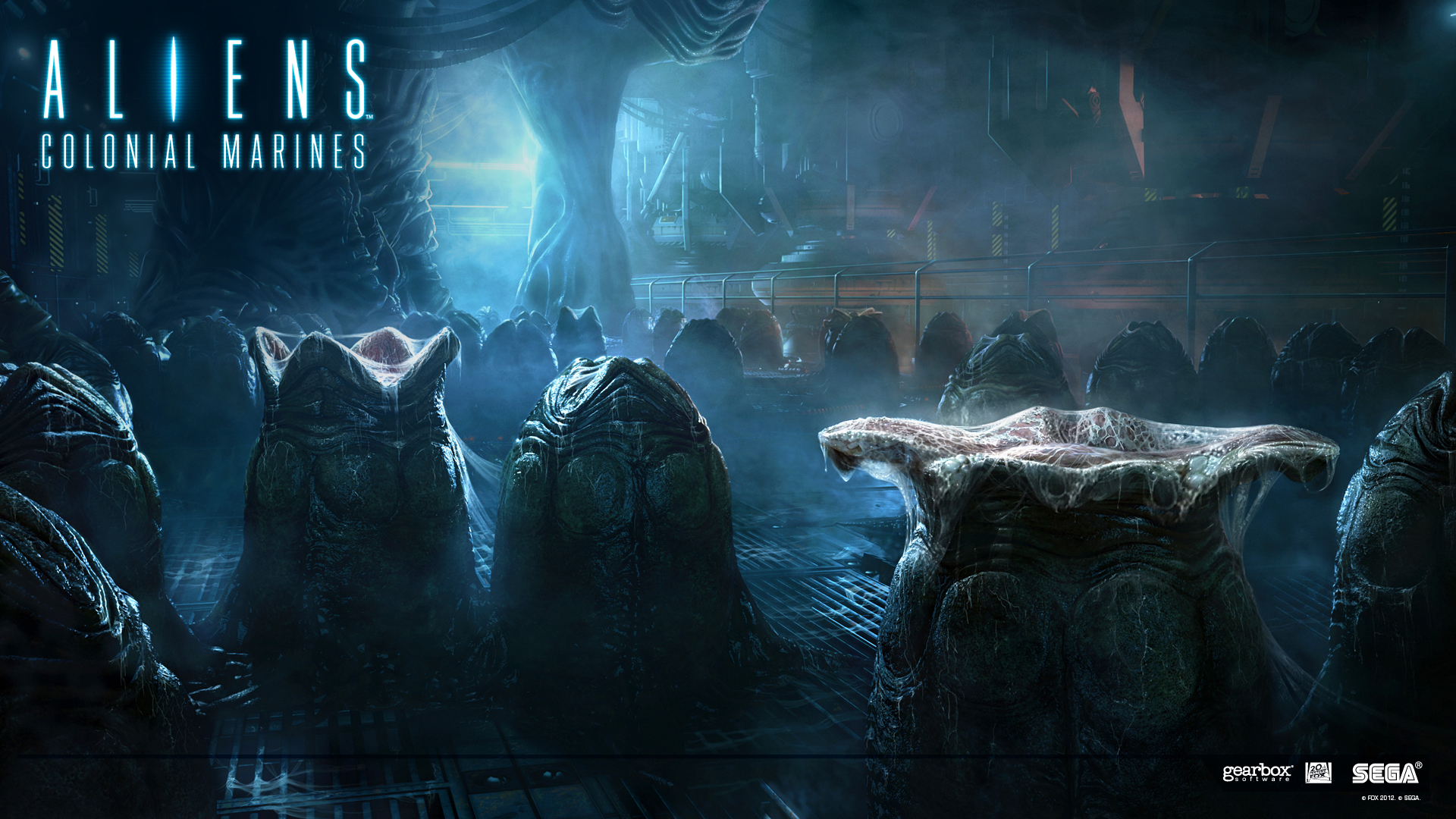 Aliens Colonial Marines 1038.87 Kb