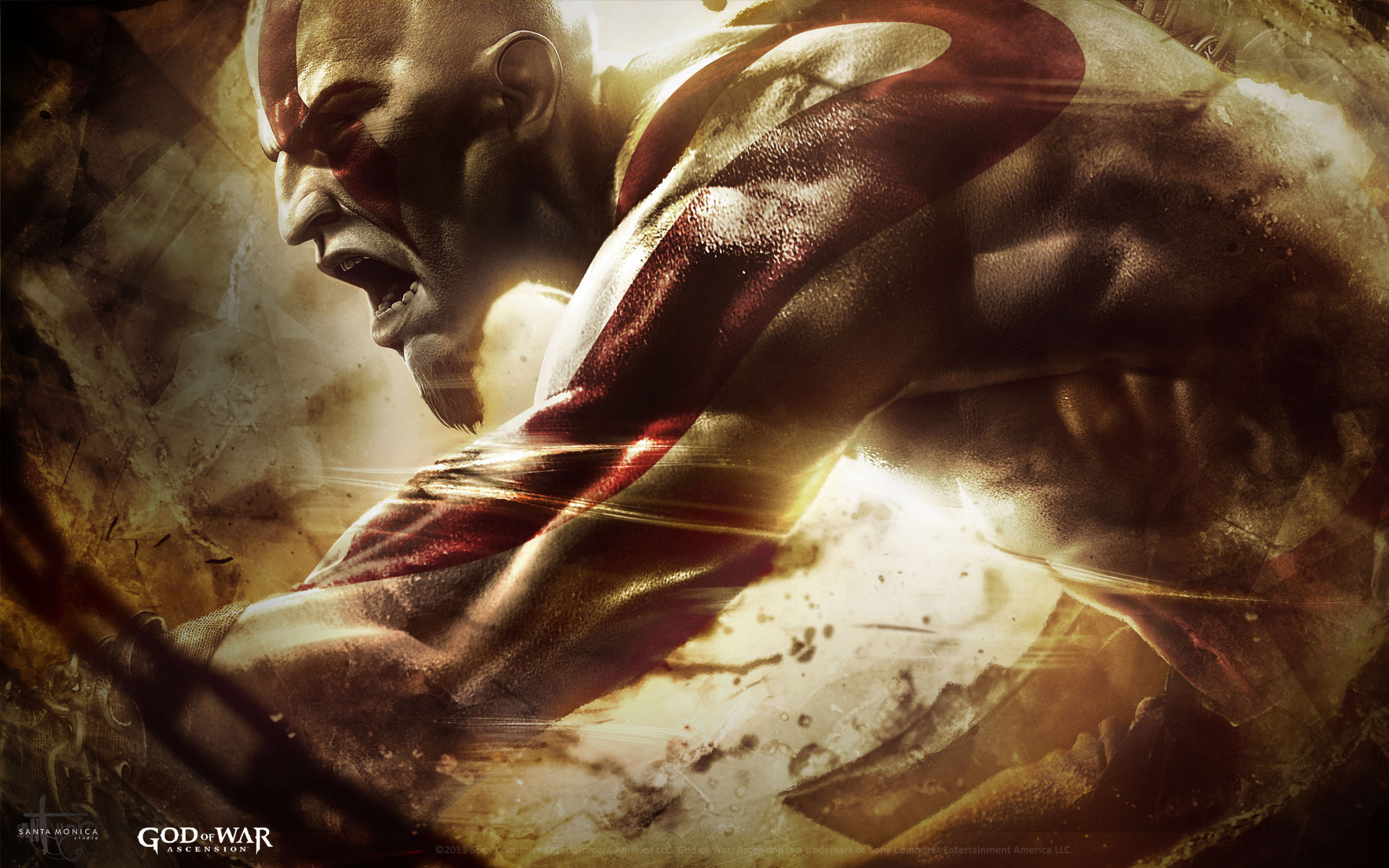 God of War Ascension 2013 Game