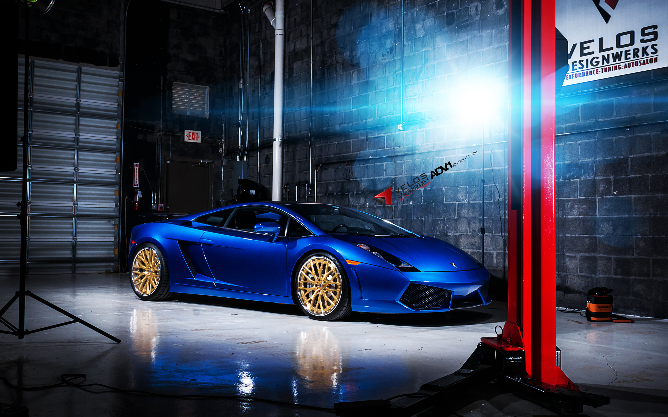 ADV1 Wheels Lamborghini Gallardo 994.63 Kb